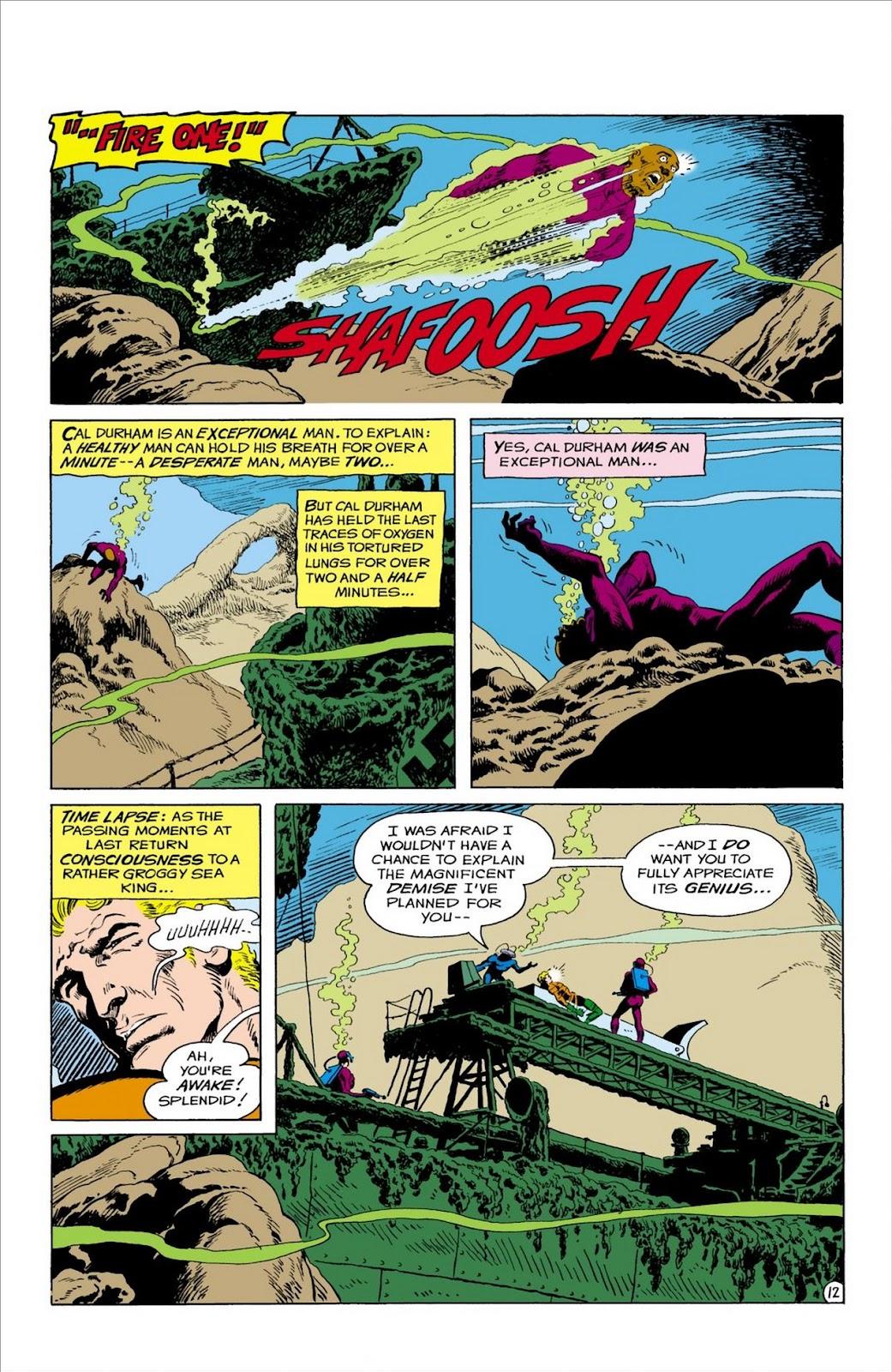 Aquaman (1962) Issue #57 #57 - English 13