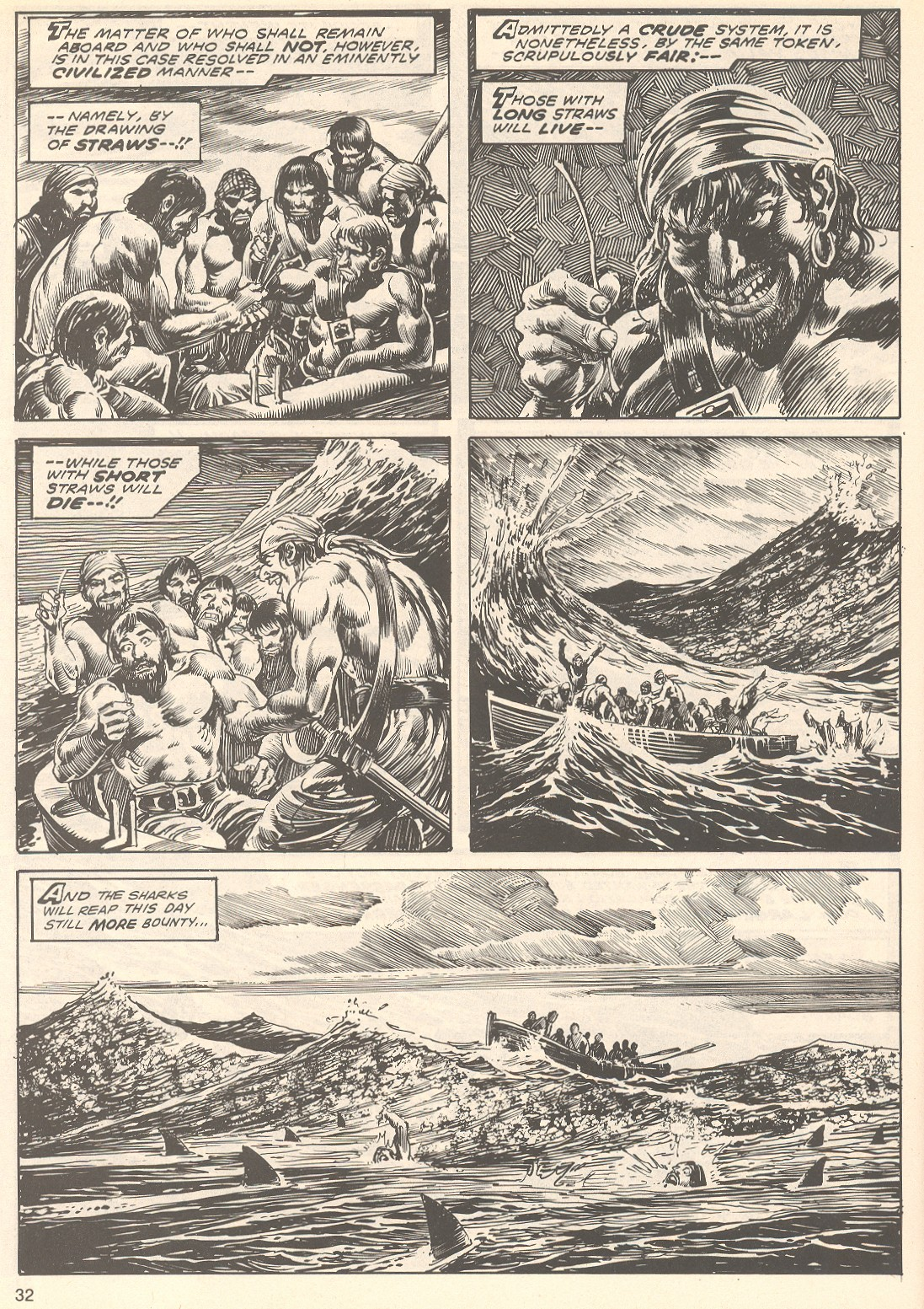 The Savage Sword Of Conan Issue #75 #76 - English 32