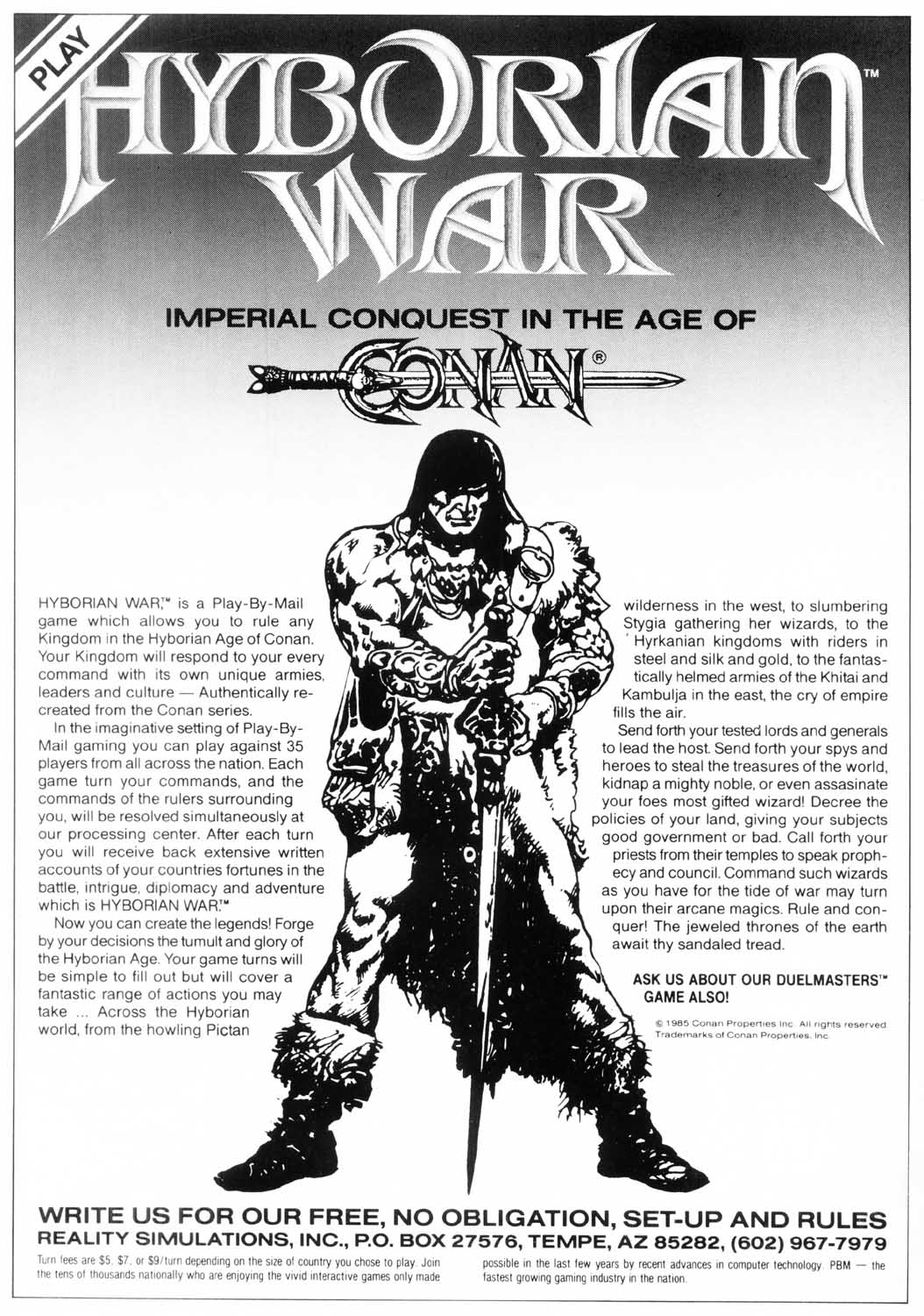 The Savage Sword Of Conan Issue #156 #157 - English 65