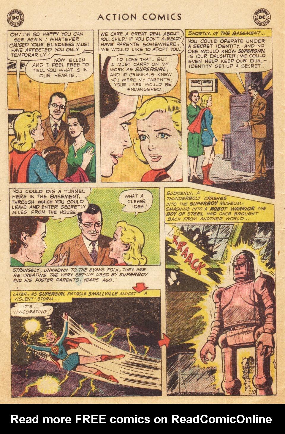 Action Comics (1938) 265 Page 27