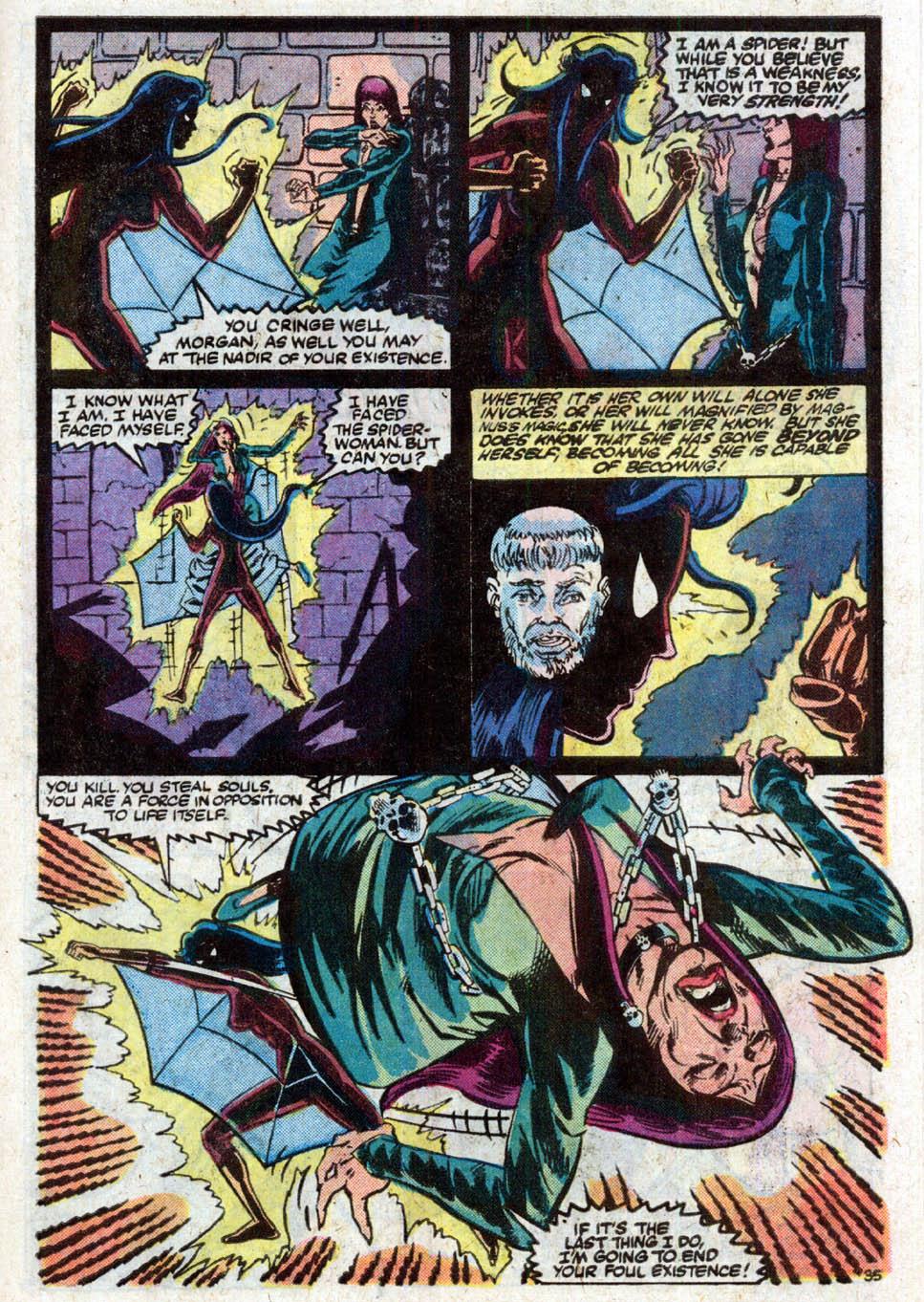 Spider-Woman (1978) #50 #50 - English 37
