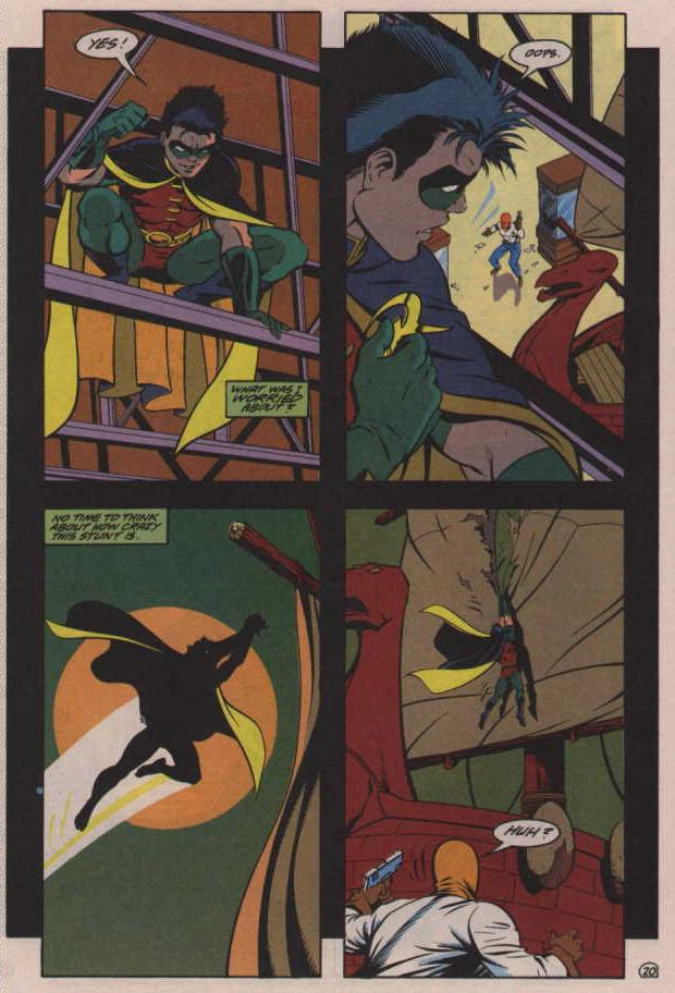 Batman: Knightfall #Aftermath_-_1 #98 - English 21