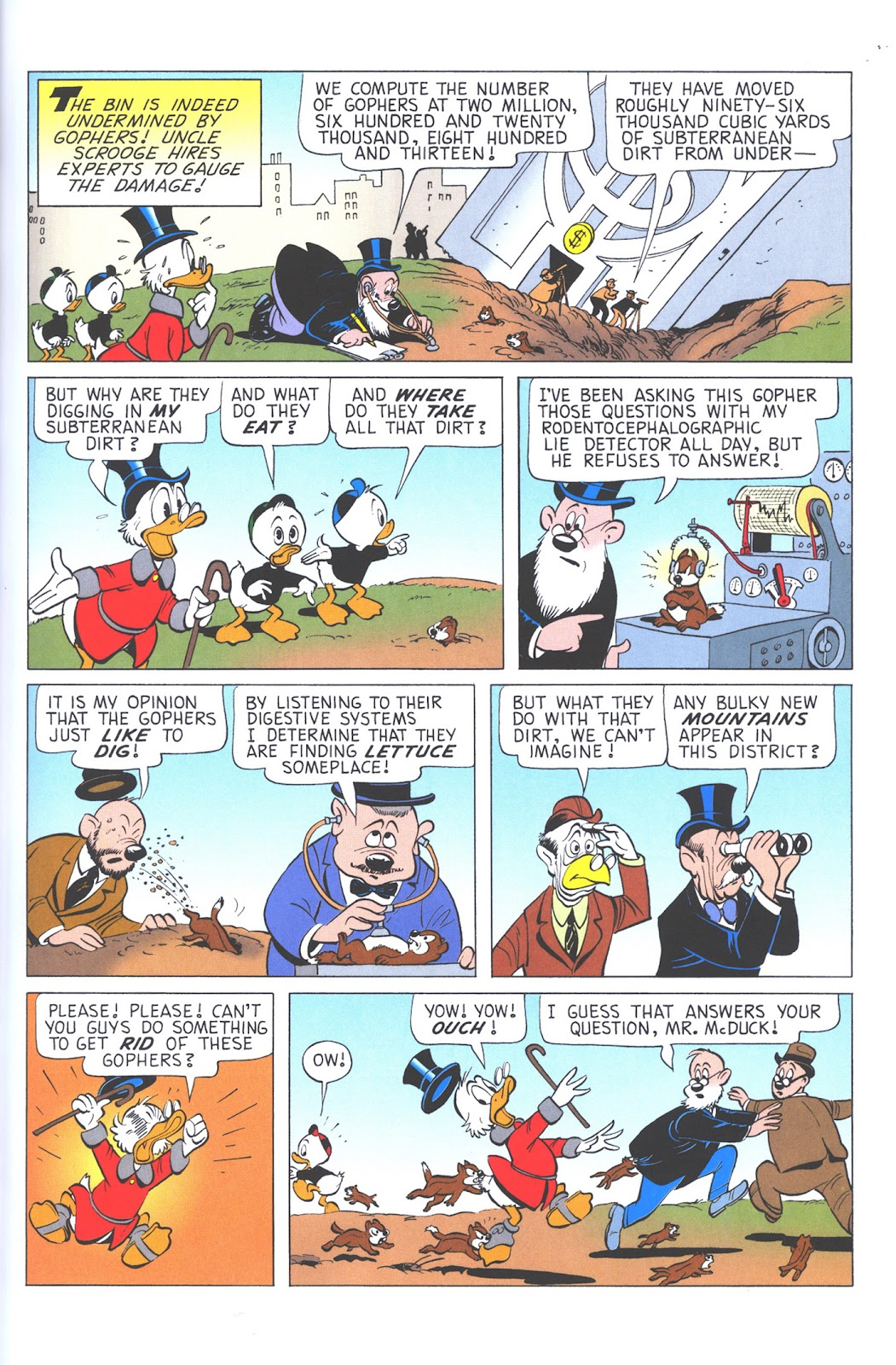 Uncle Scrooge (1953) Issue #371 #371 - English 7