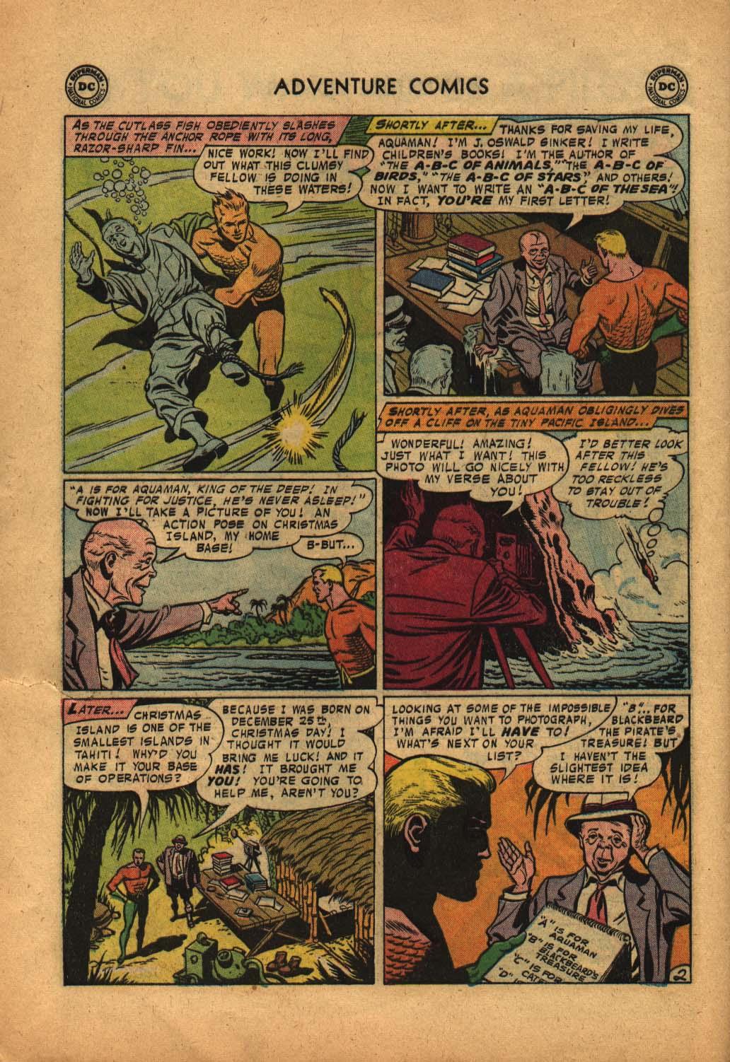 Read online Adventure Comics (1938) comic -  Issue #240 - 28