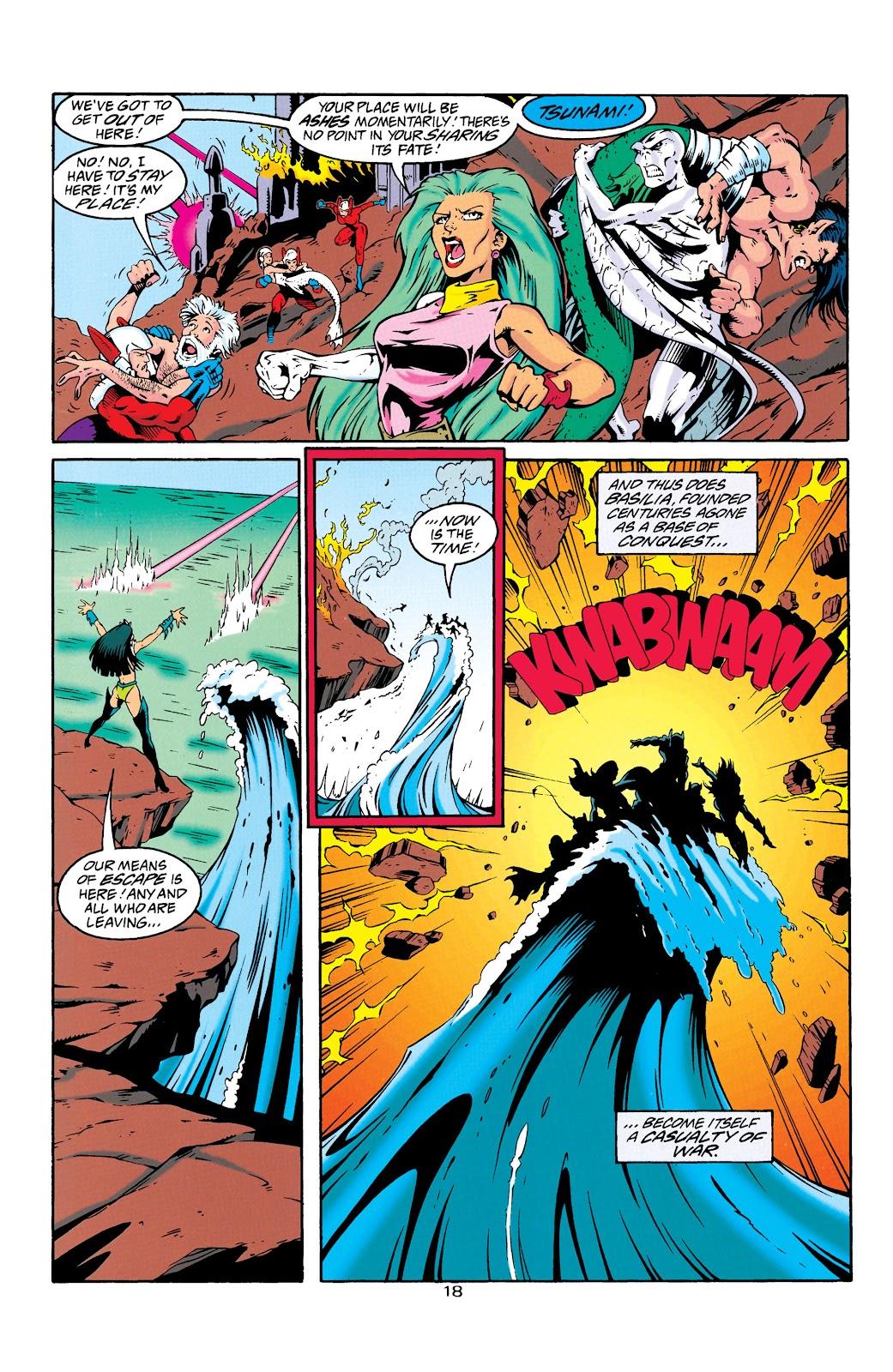 Aquaman (1994) Issue #25 #31 - English 19