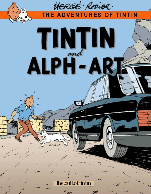 The Adventures of Tintin issue 24 - Page 1