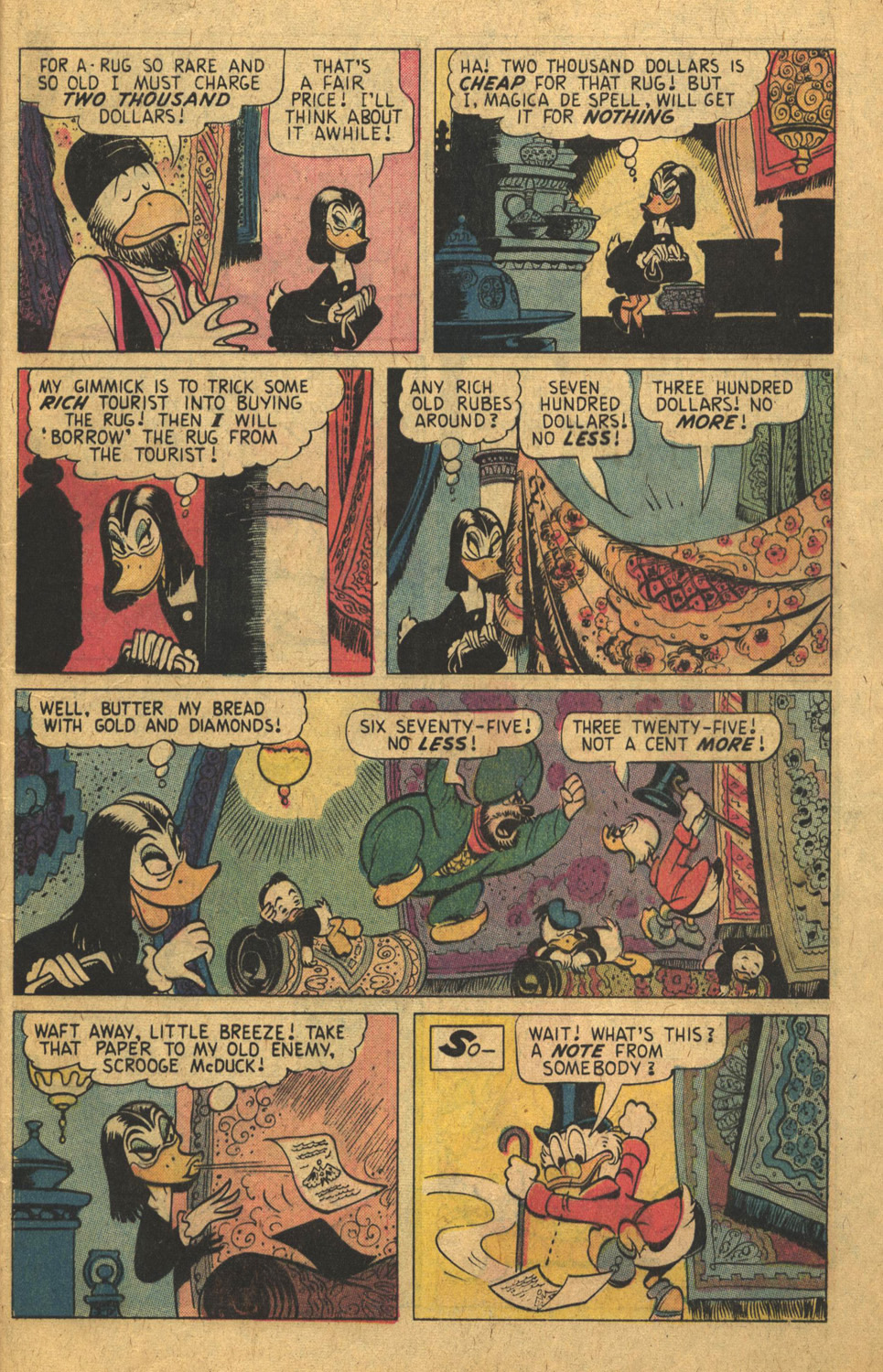 Uncle Scrooge (1953) Issue #116 #116 - English 5