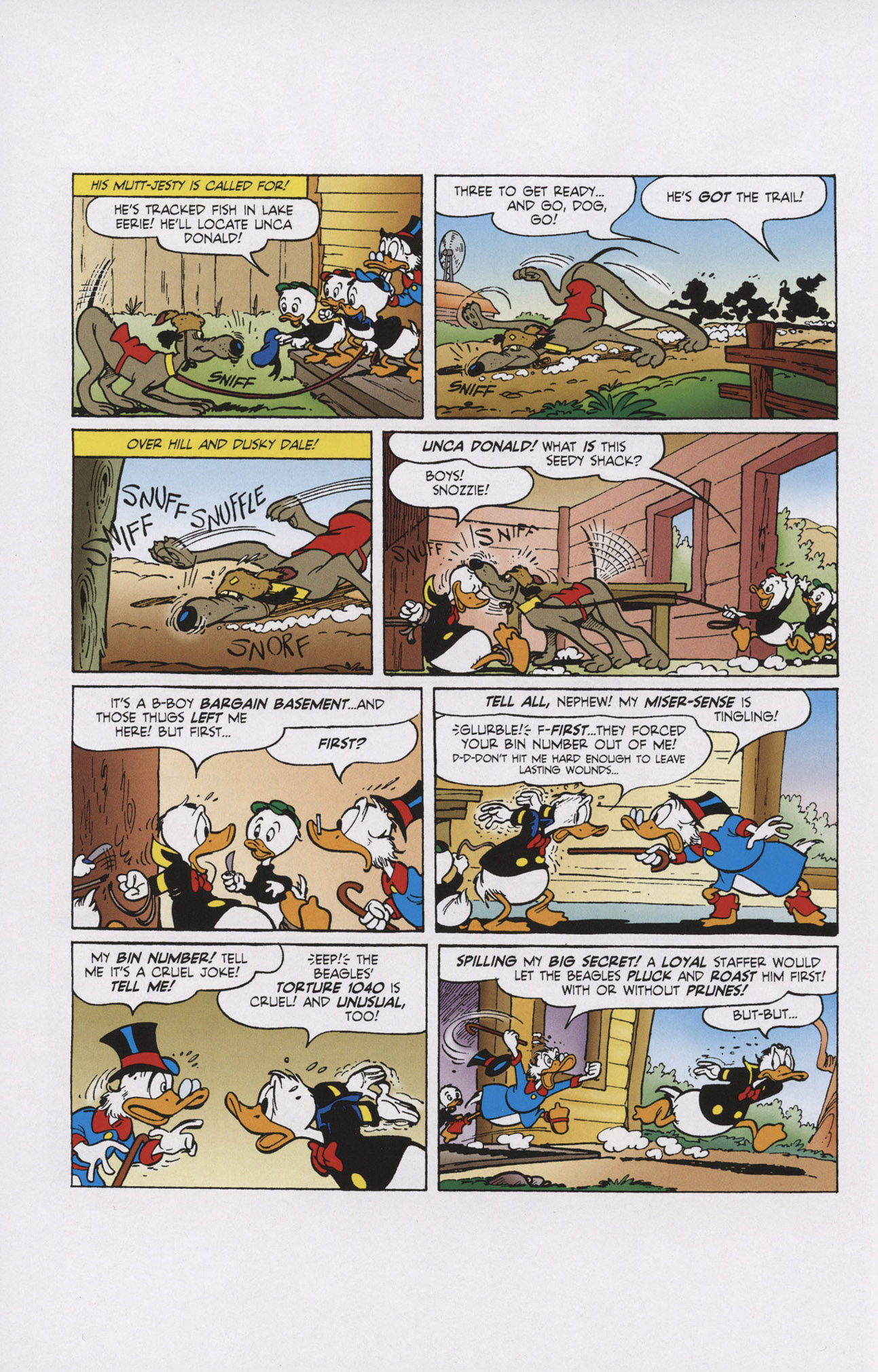 Uncle Scrooge (1953) #404 #404 - English 22