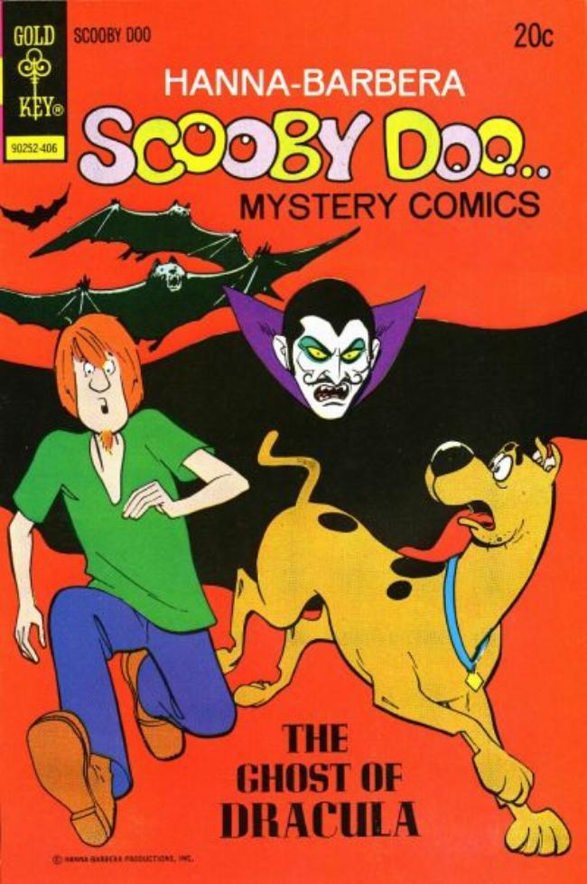 Read online Scooby-Doo... Mystery Comics comic -  Issue #25 - 1