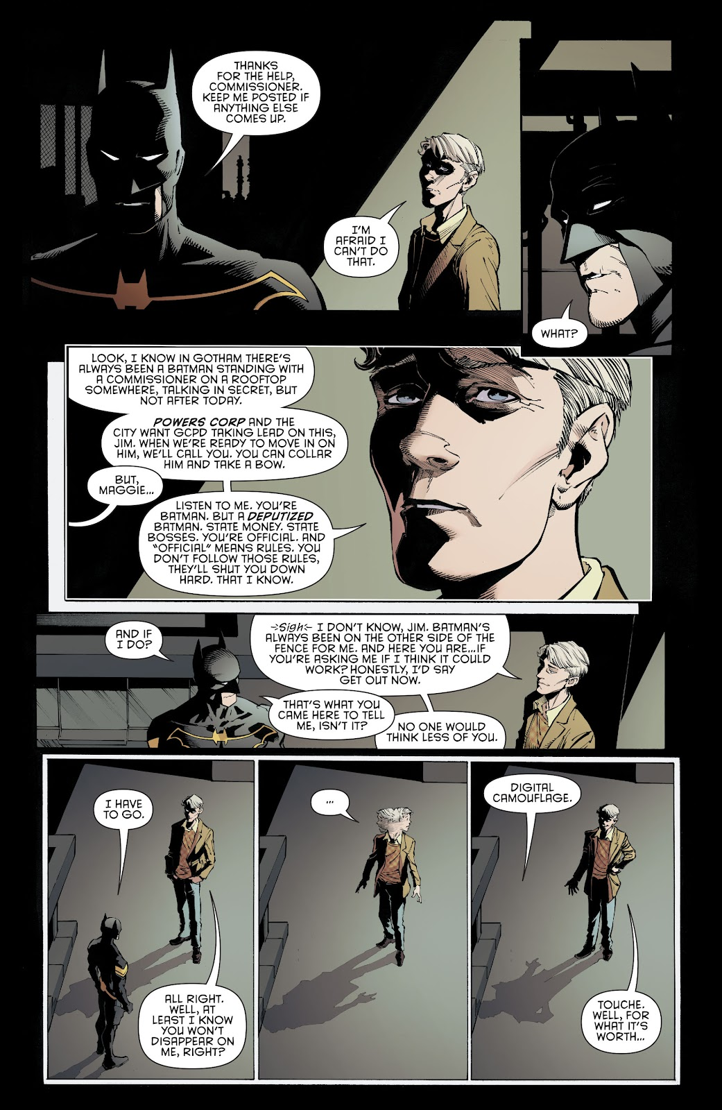 Batman (2011) Issue #42 #61 - English 16