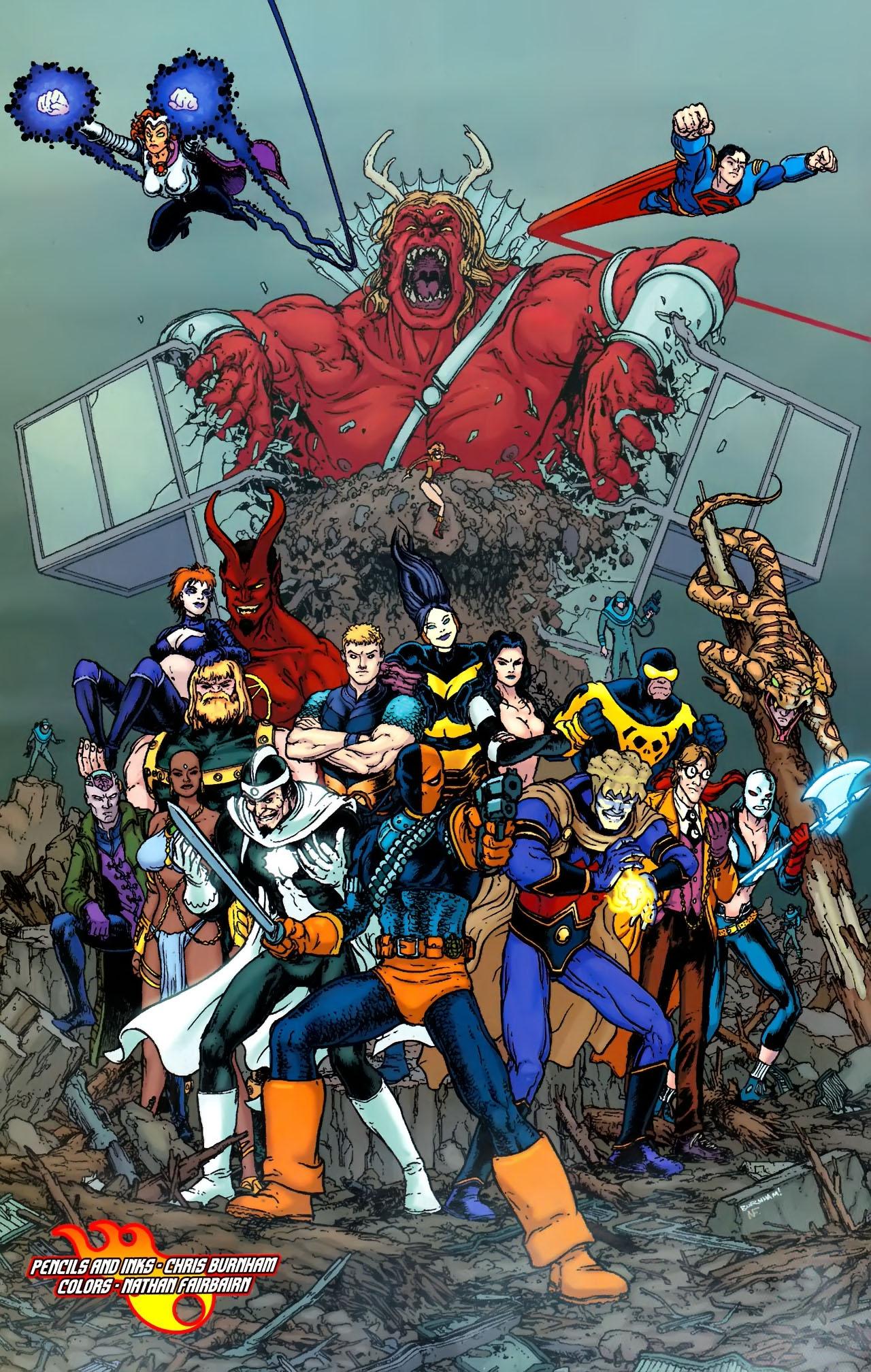 Teen Titans (2003) #100 #110 - English 37