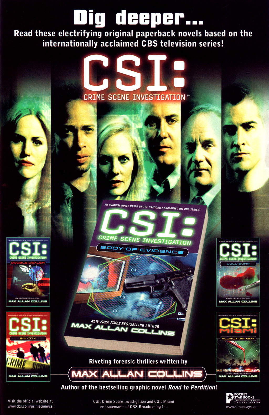 Read online CSI: Crime Scene Investigation: Bad Rap comic -  Issue #5 - 30