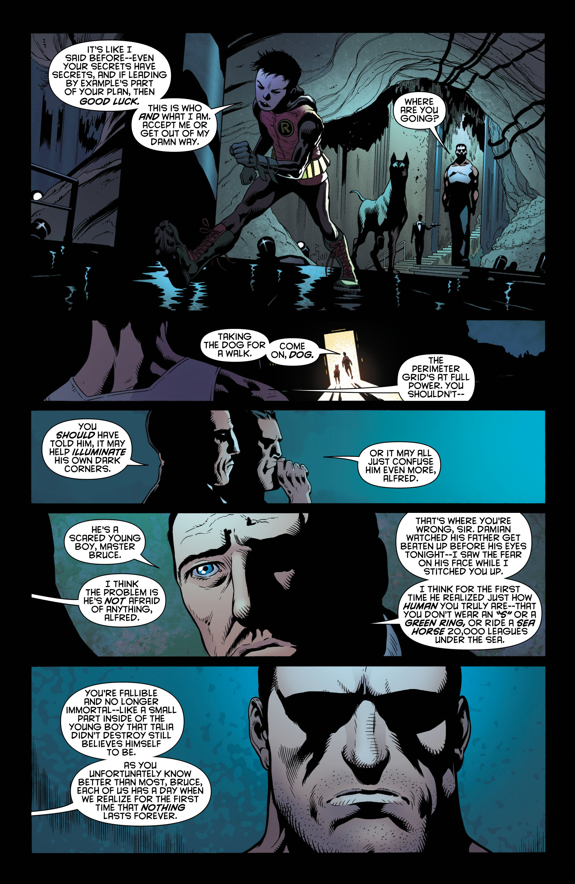 Batman and Robin (2011) chap 1 pic 85