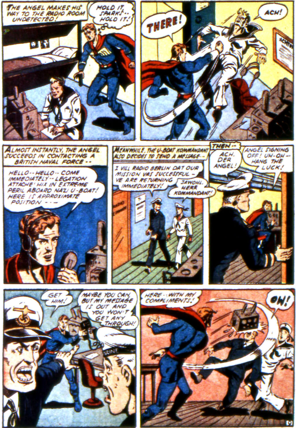 Sub-Mariner Comics Issue #11 #11 - English 50