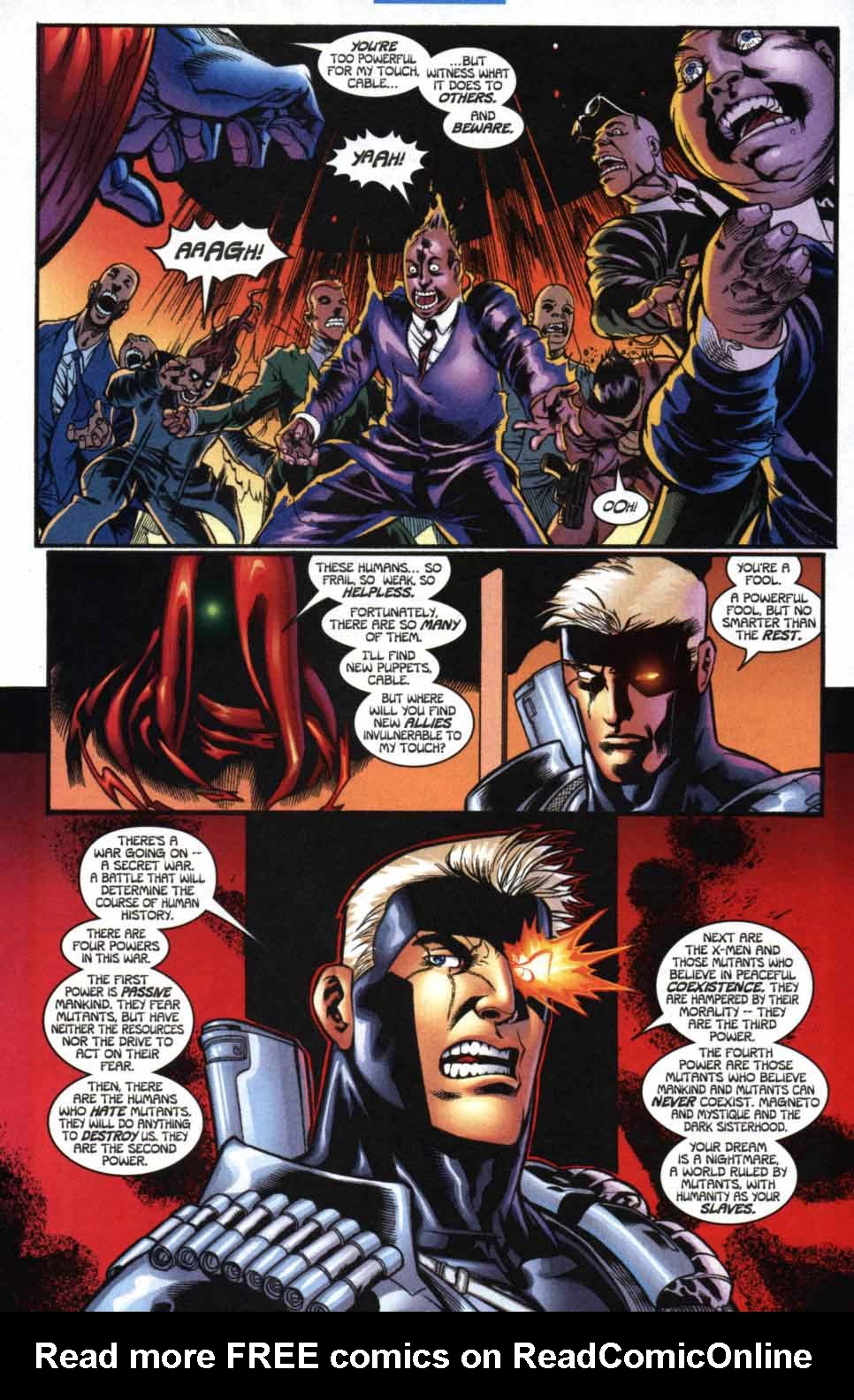 Cable (1993) 91 Page 21