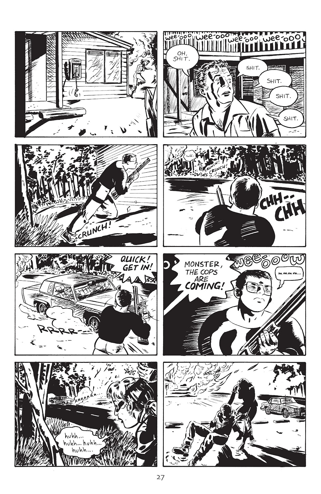 Stray Bullets Issue #20 #20 - English 29