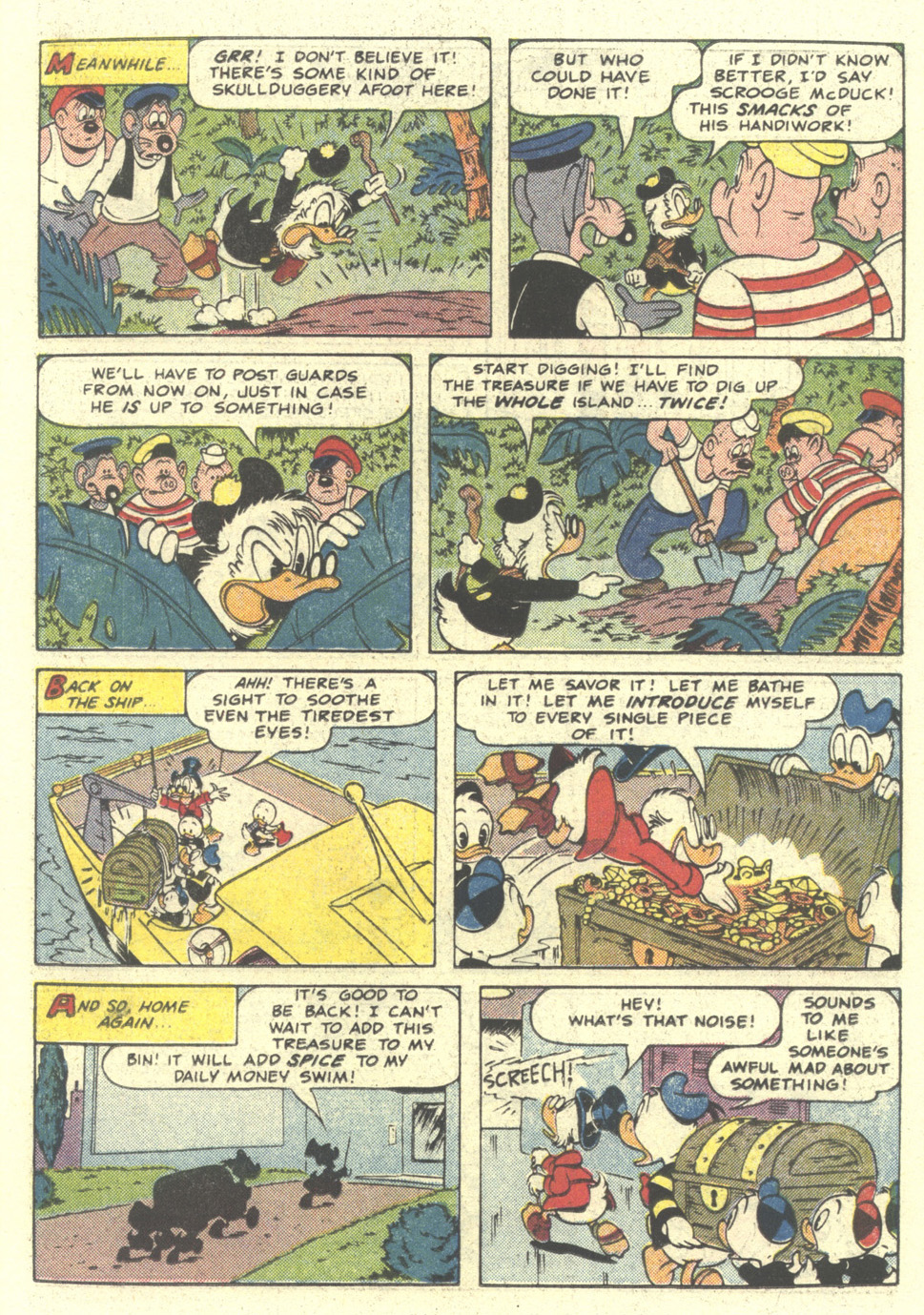 Uncle Scrooge (1953) Issue #212 #212 - English 11