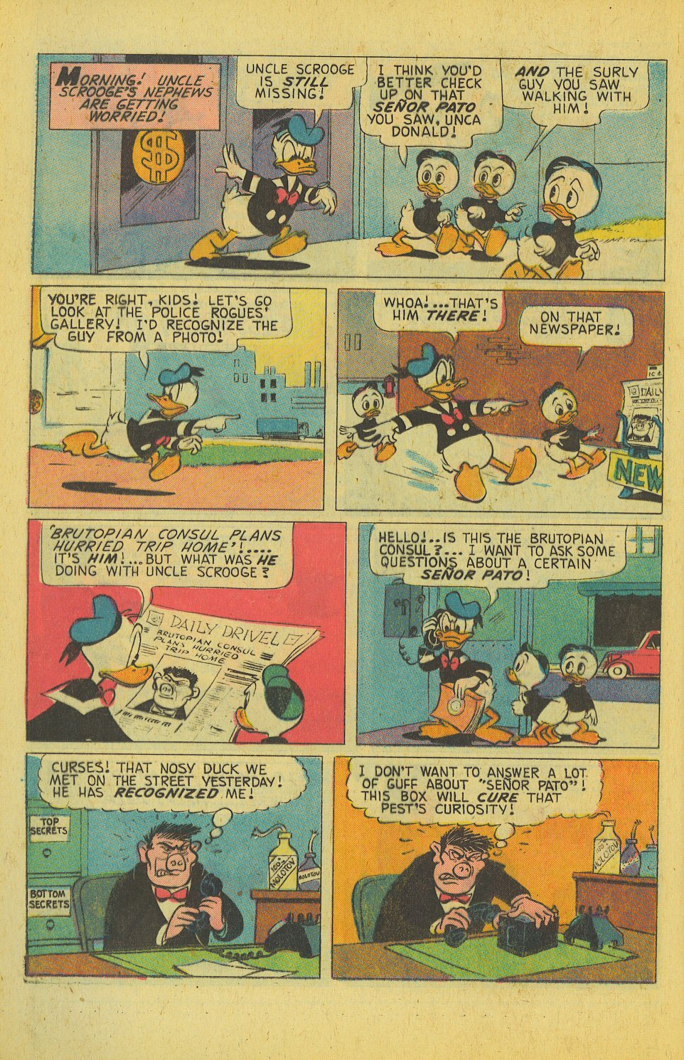 Uncle Scrooge (1953) Issue #123 #123 - English 16
