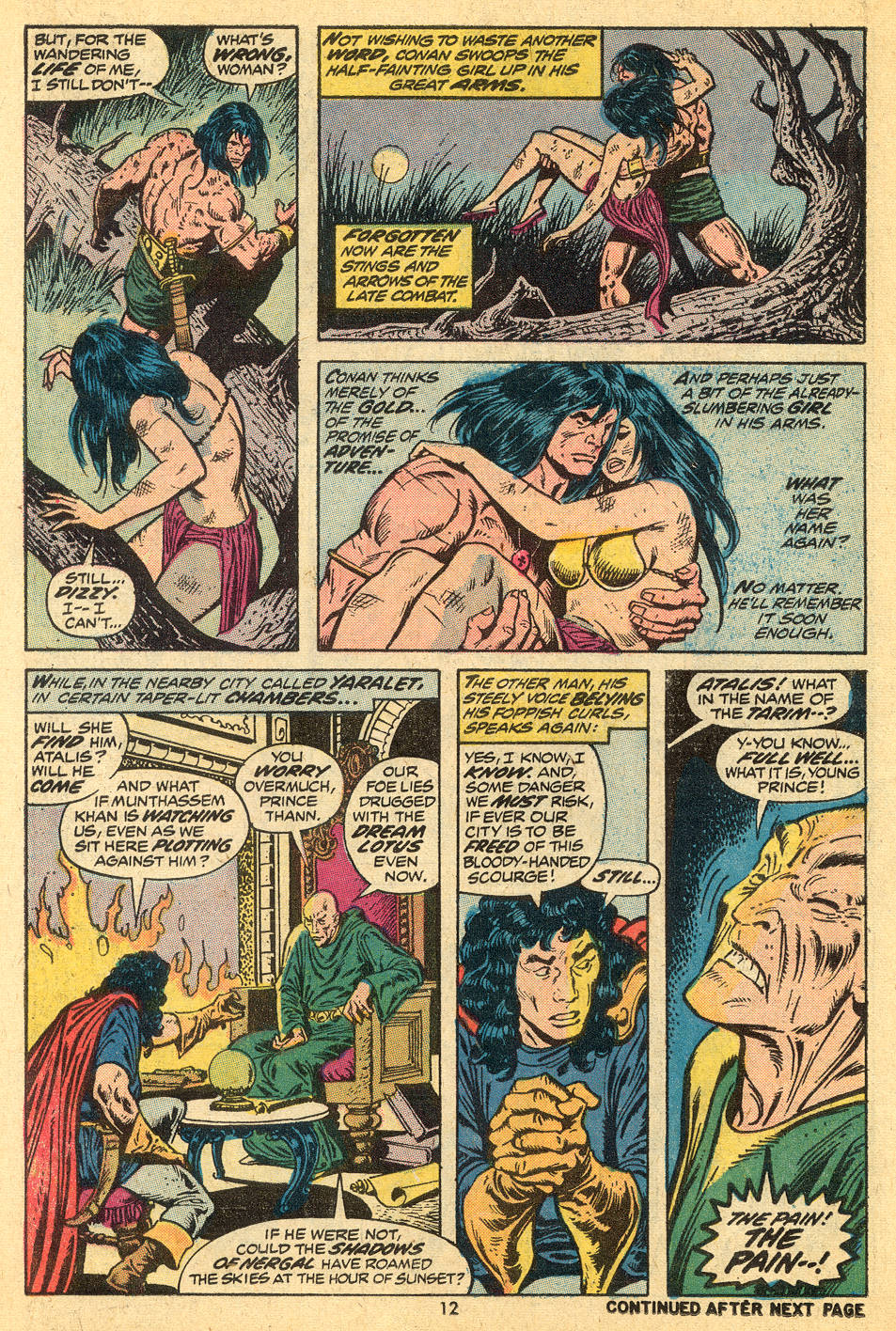 Conan the Barbarian (1970) Issue #30 #42 - English 10