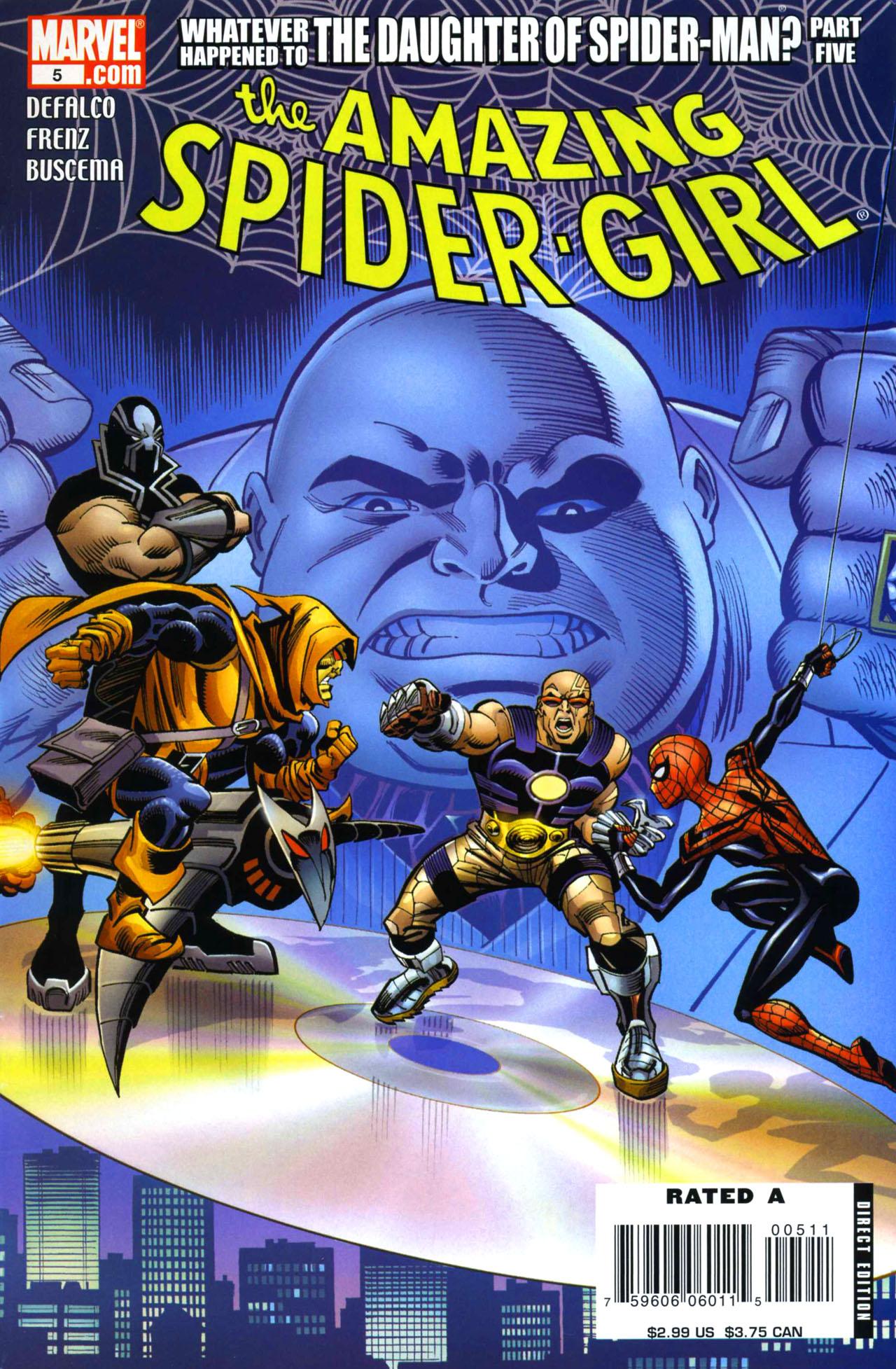 Amazing Spider-Girl #5 #26 - English 1
