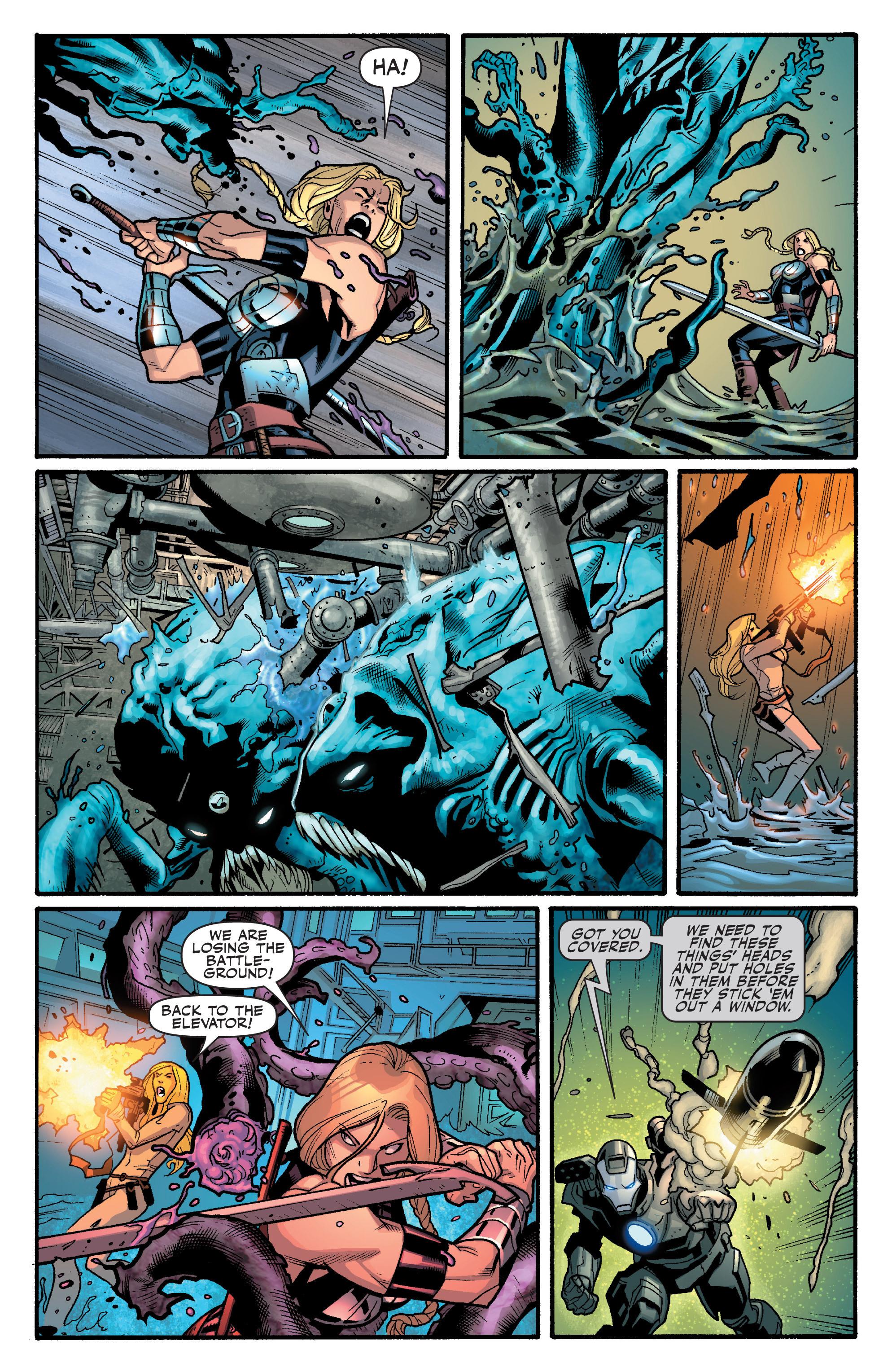 Read online Secret Avengers (2010) comic -  Issue #21 - 15