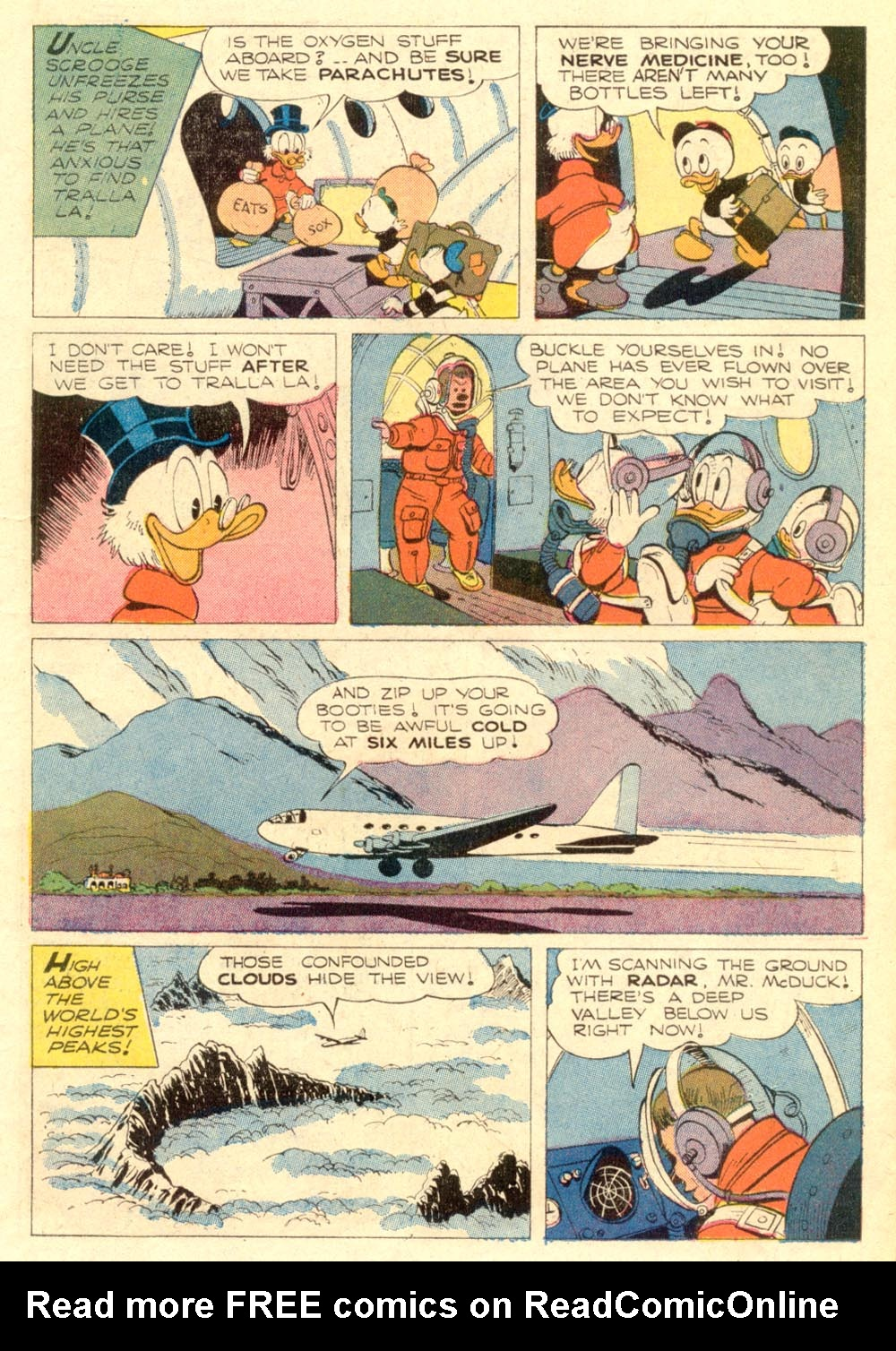 Uncle Scrooge (1953) Issue #106 #106 - English 11