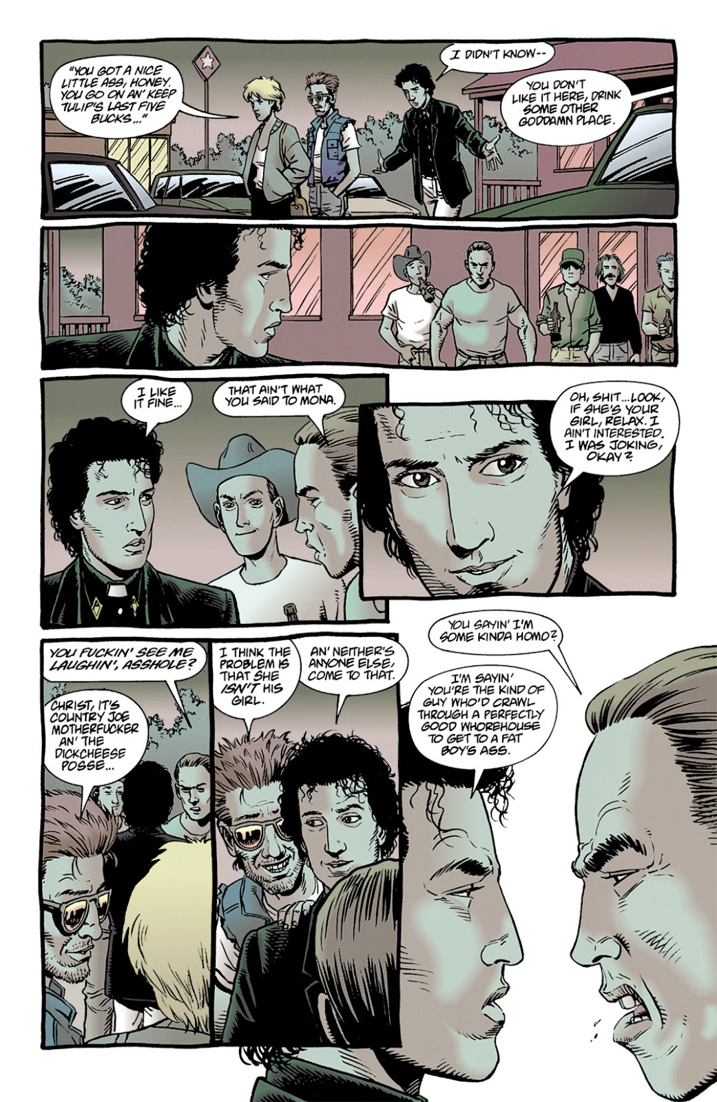 Preacher Issue #2 #11 - English 23