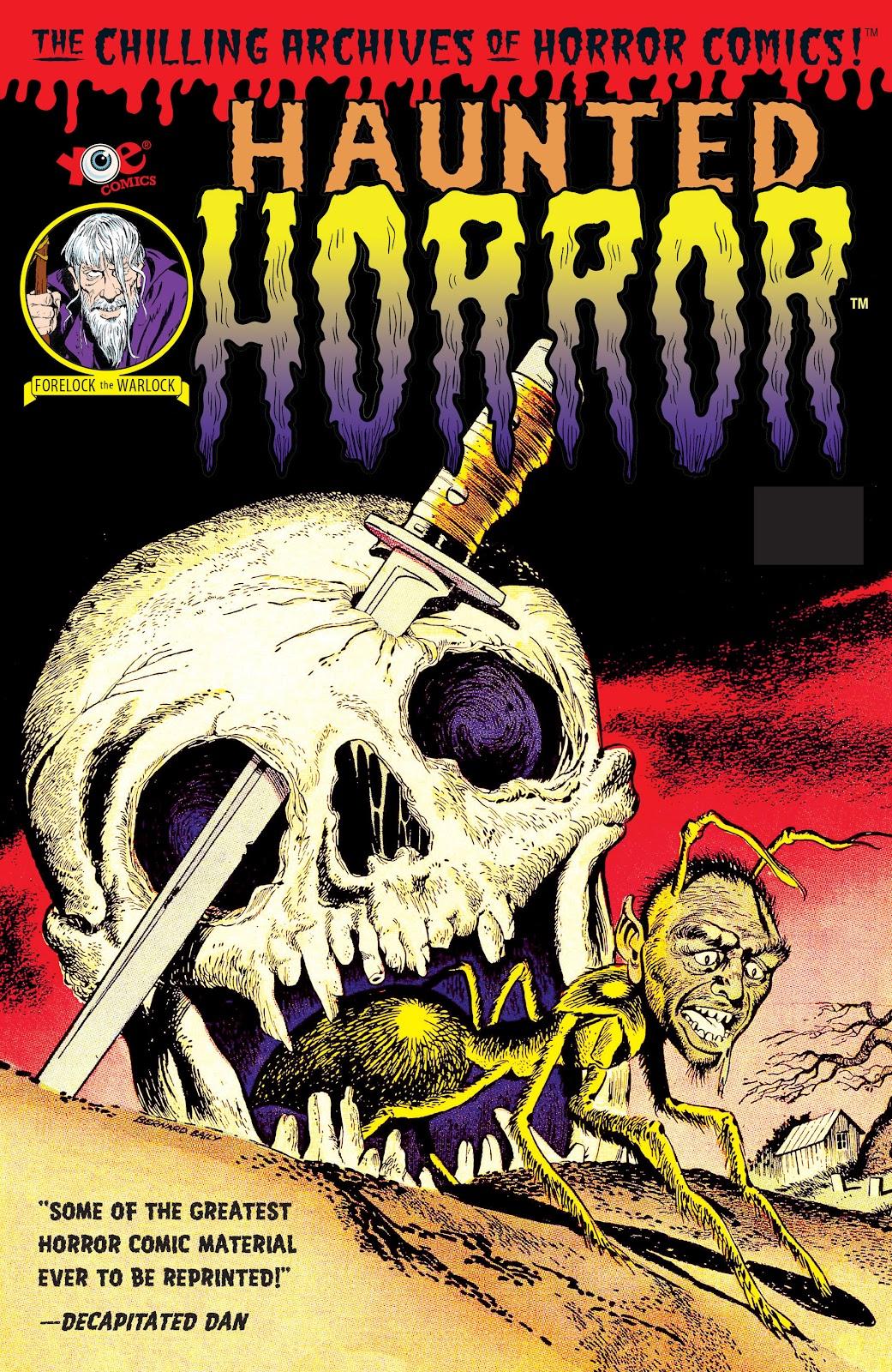 Haunted Horror Issue #4 #4 - English 1