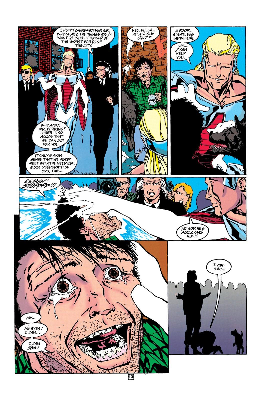 Aquaman (1994) Issue #24 #30 - English 11