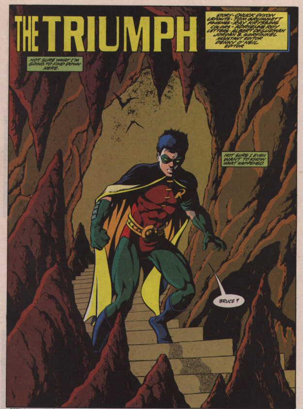Batman: Knightfall #Aftermath_-_1 #98 - English 2