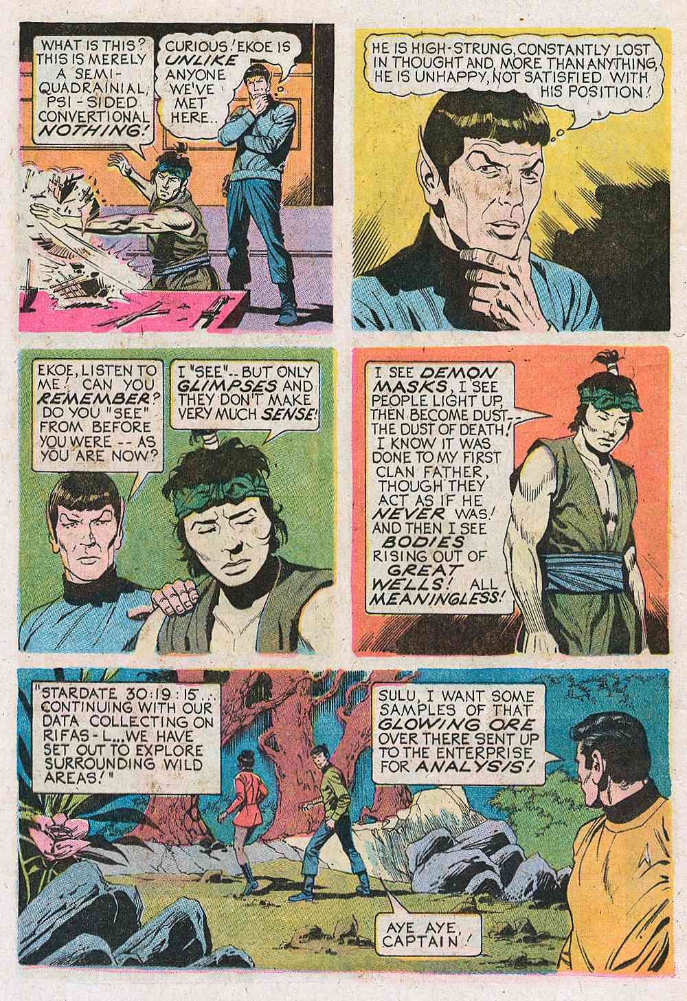 Star Trek (1967) Issue #26 #26 - English 10