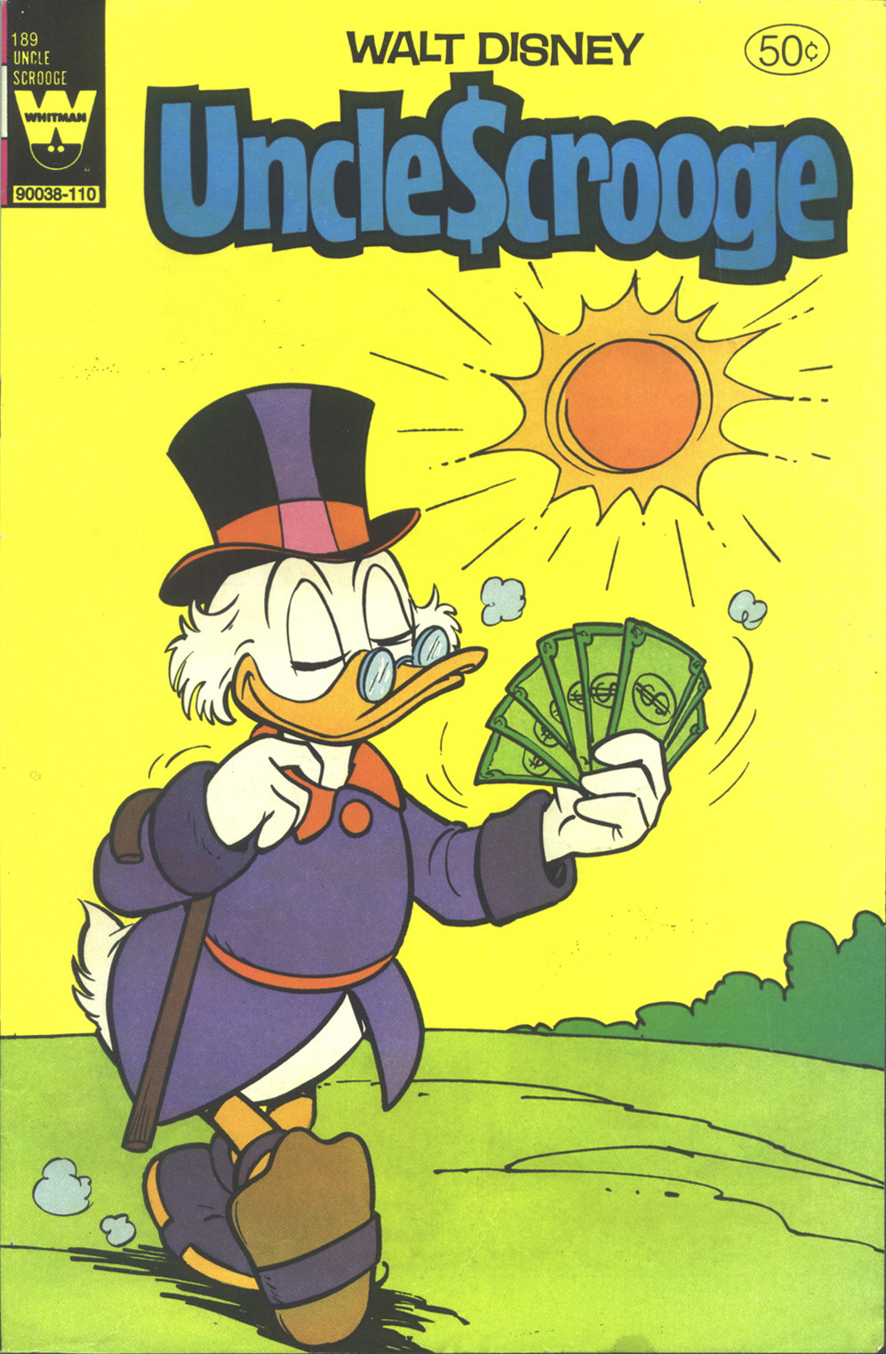 Uncle Scrooge (1953) Issue #189 #189 - English 1