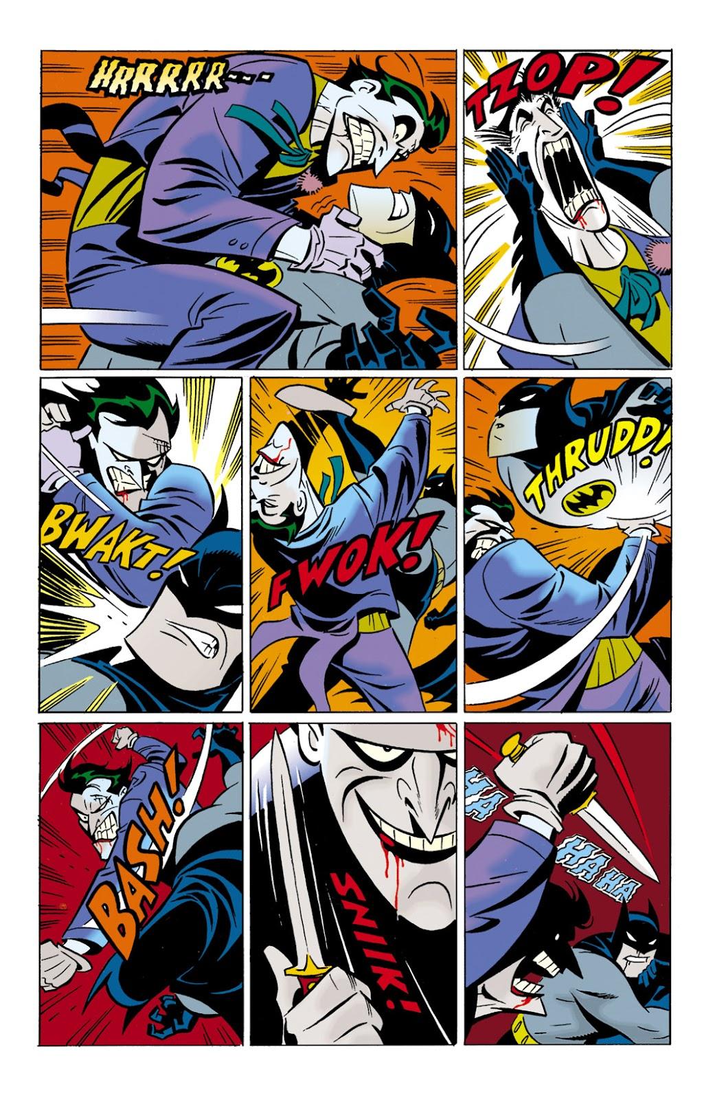 The Batman Adventures: Mad Love Full #1 - English 62