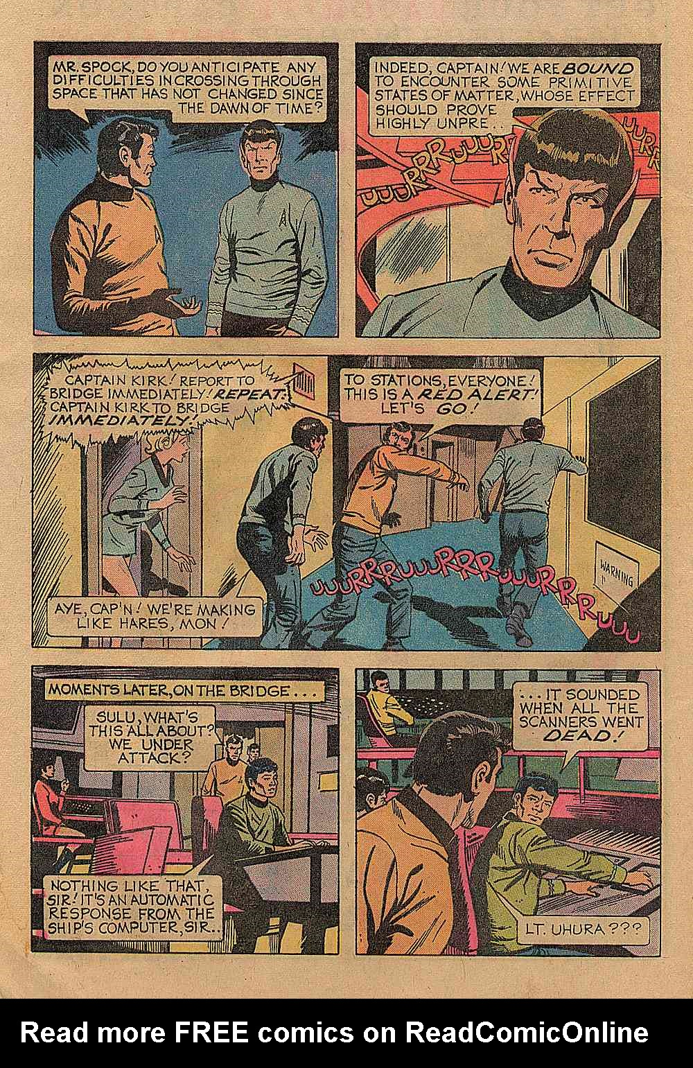 Star Trek (1967) Issue #33 #33 - English 6