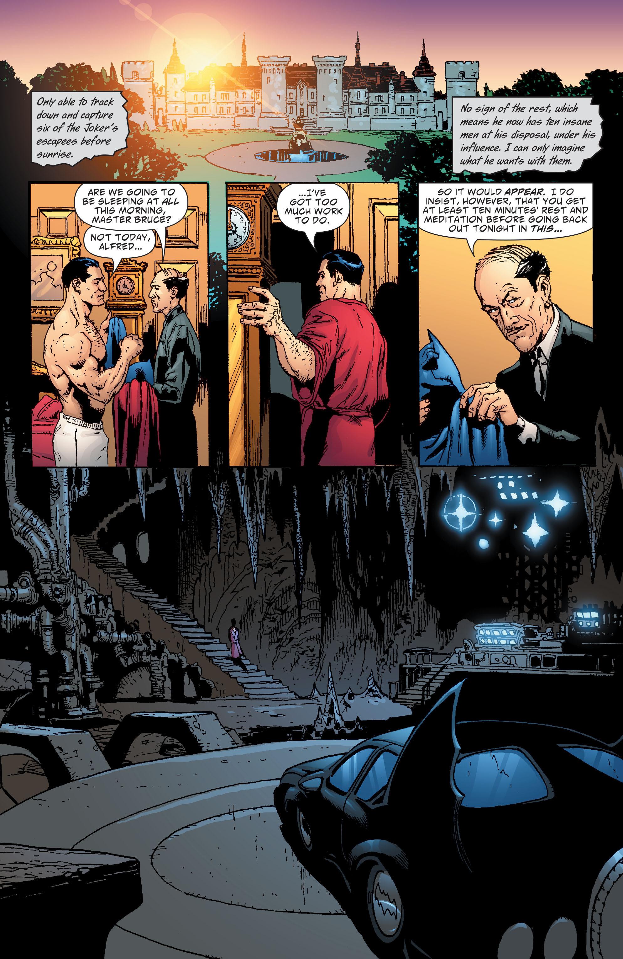 Batman: The Man Who Laughs chap 1 pic 35