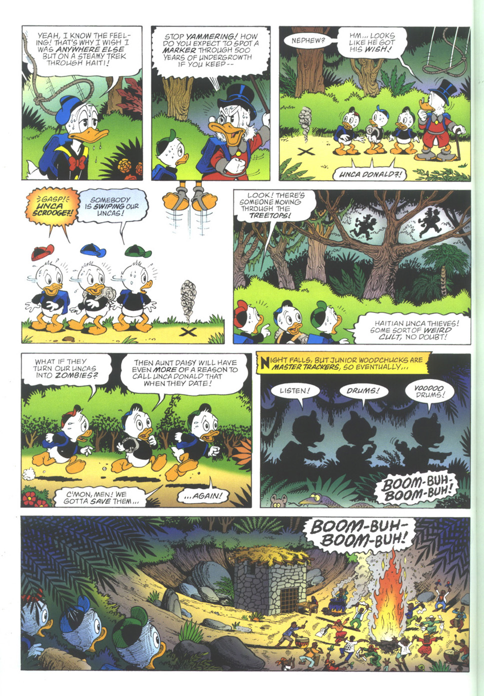 Uncle Scrooge (1953) Issue #339 #339 - English 18