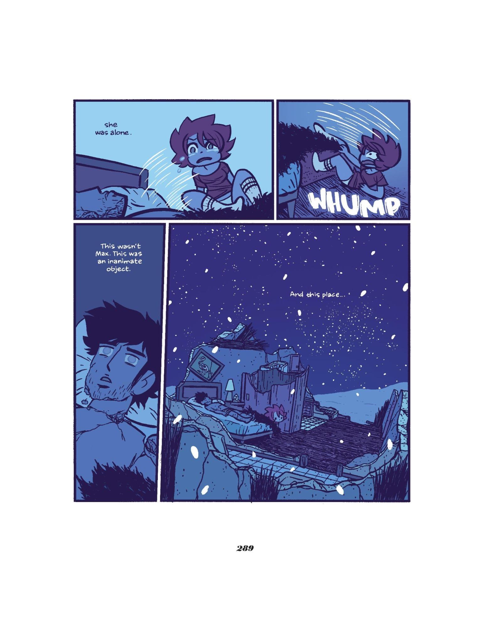 Read online Seconds comic -  Issue # Full - 289