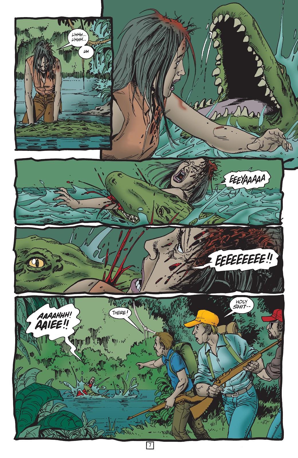 Preacher Issue #43 #52 - English 8