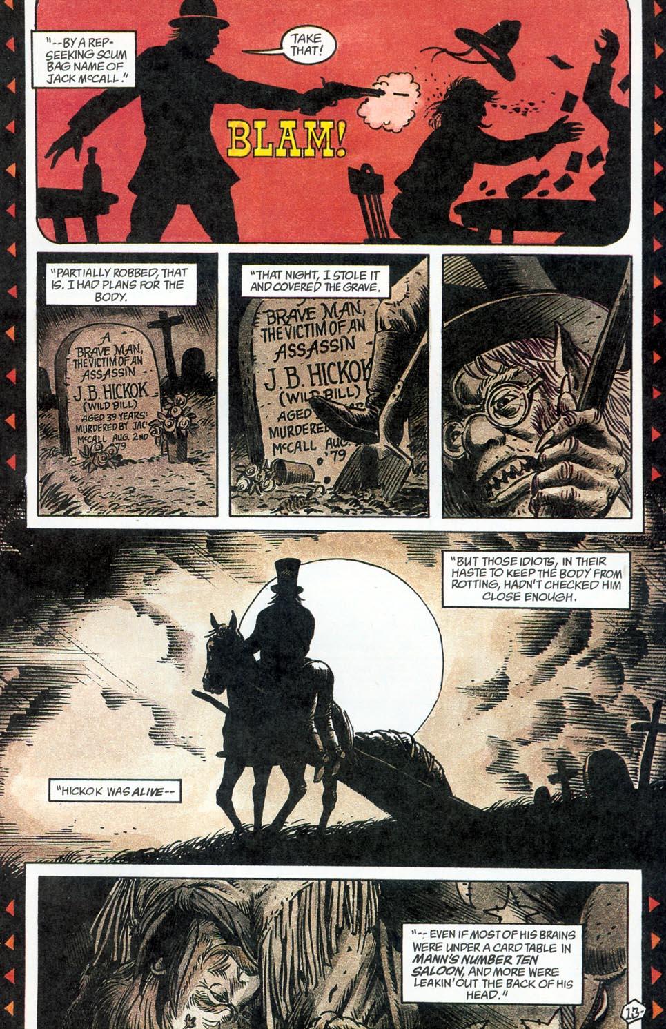 Jonah Hex: Two-Gun Mojo Issue #4 #4 - English 15