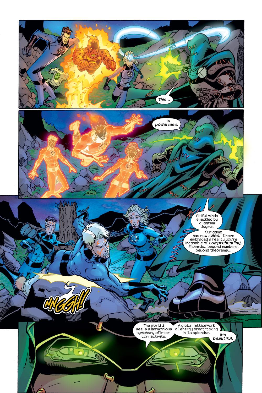 Fantastic Four (1998) #70 #74 - English 8