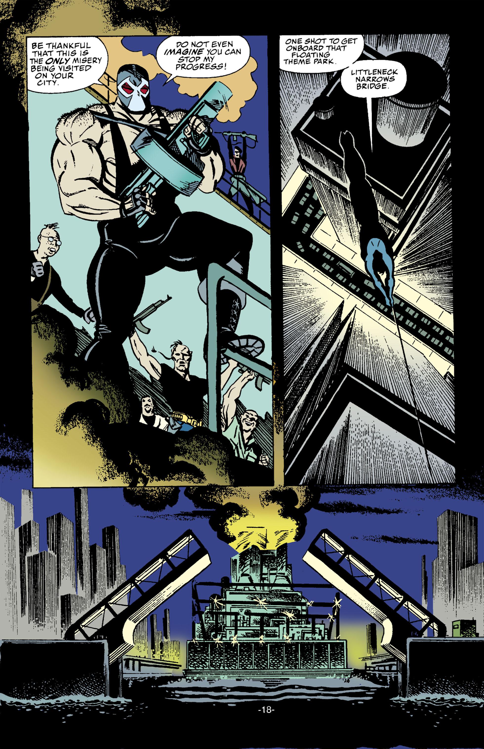 Read online Batman: Bane comic -  Issue # Full - 19