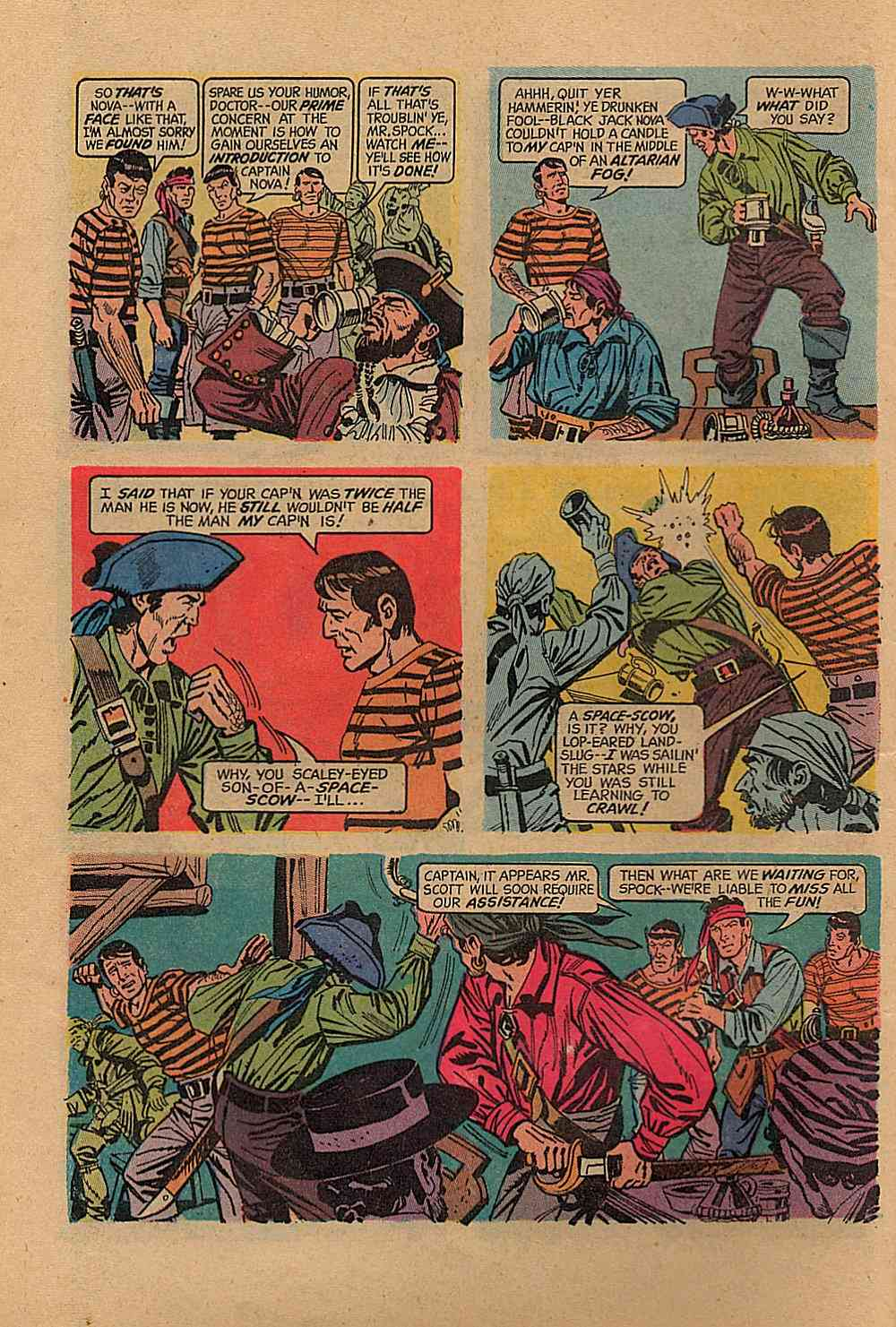 Star Trek (1967) Issue #12 #12 - English 8