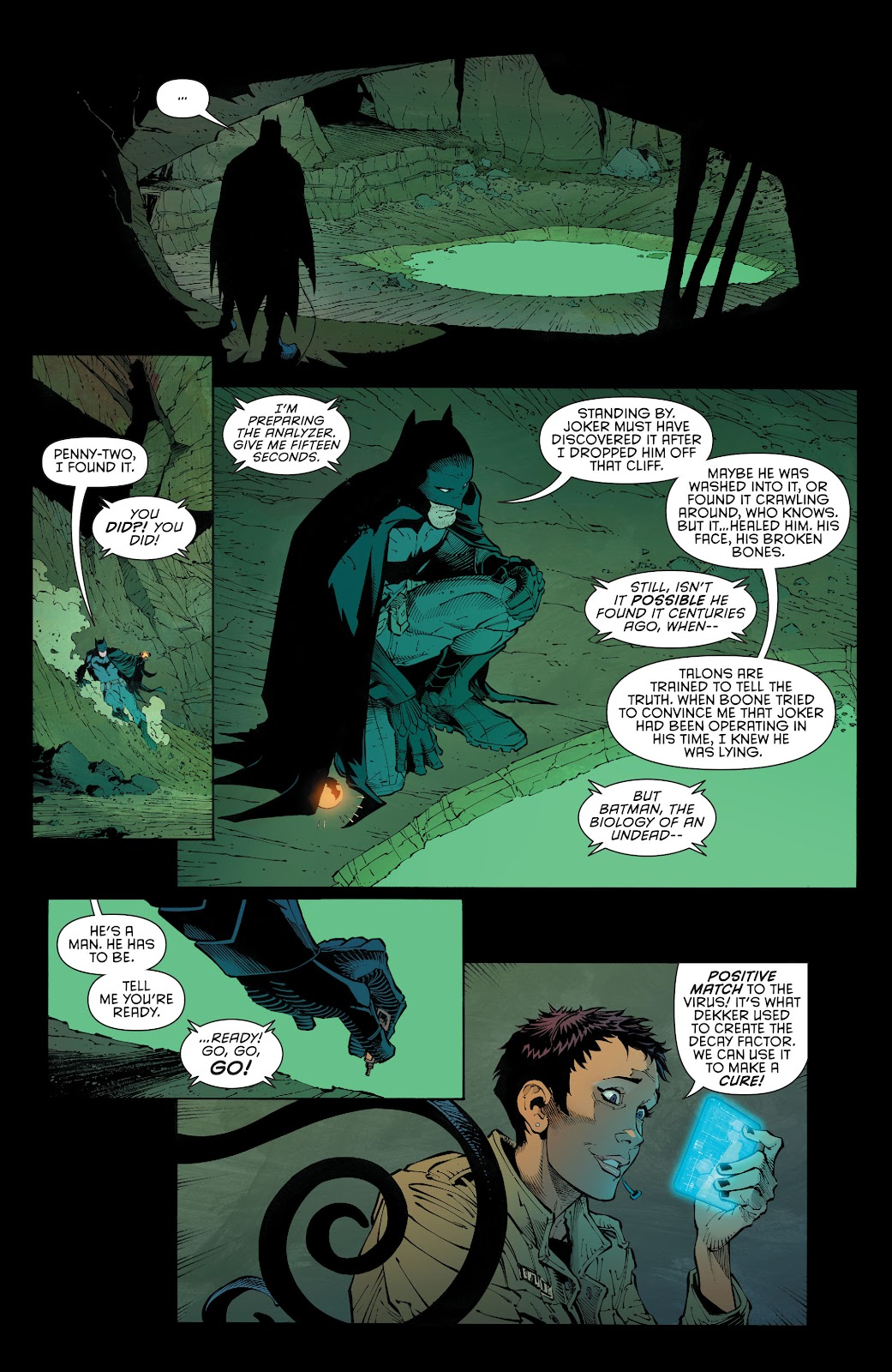 Batman (2011) _TPB 7 #7 - English 133