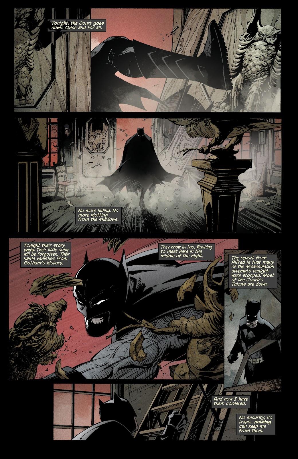 Batman (2011) Issue #10 #25 - English 8
