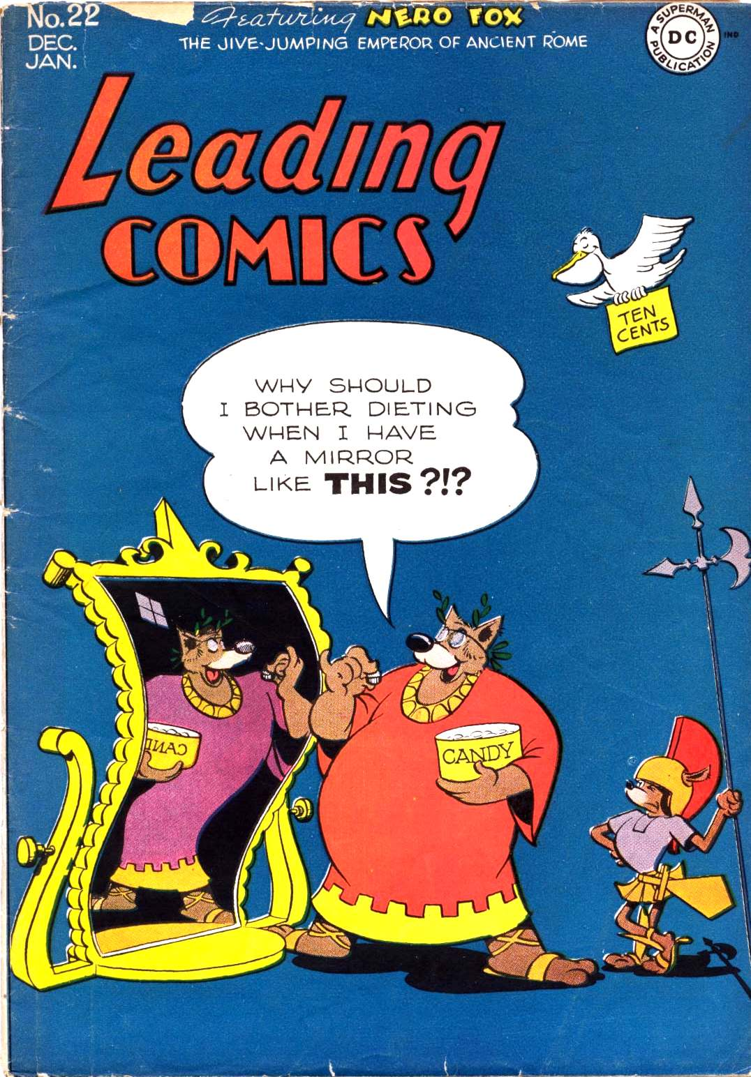 Leading Comics 22 Page 1