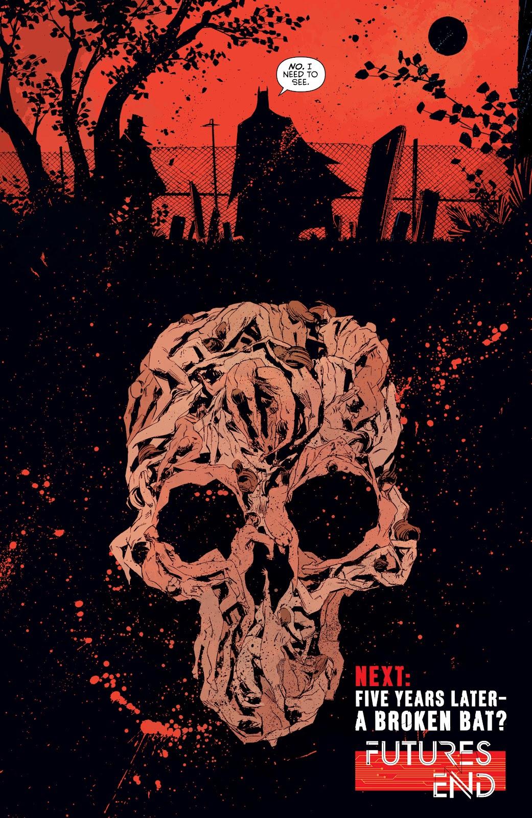 Batman (2011) Issue #34 #53 - English 21