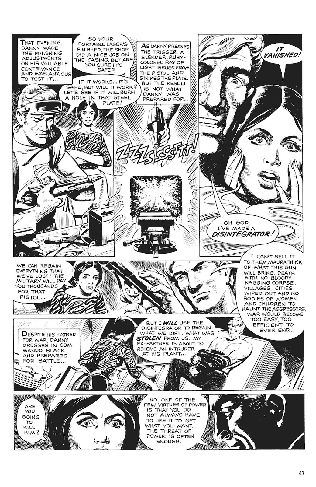 Creepy (2009) Issue #3 #3 - English 45