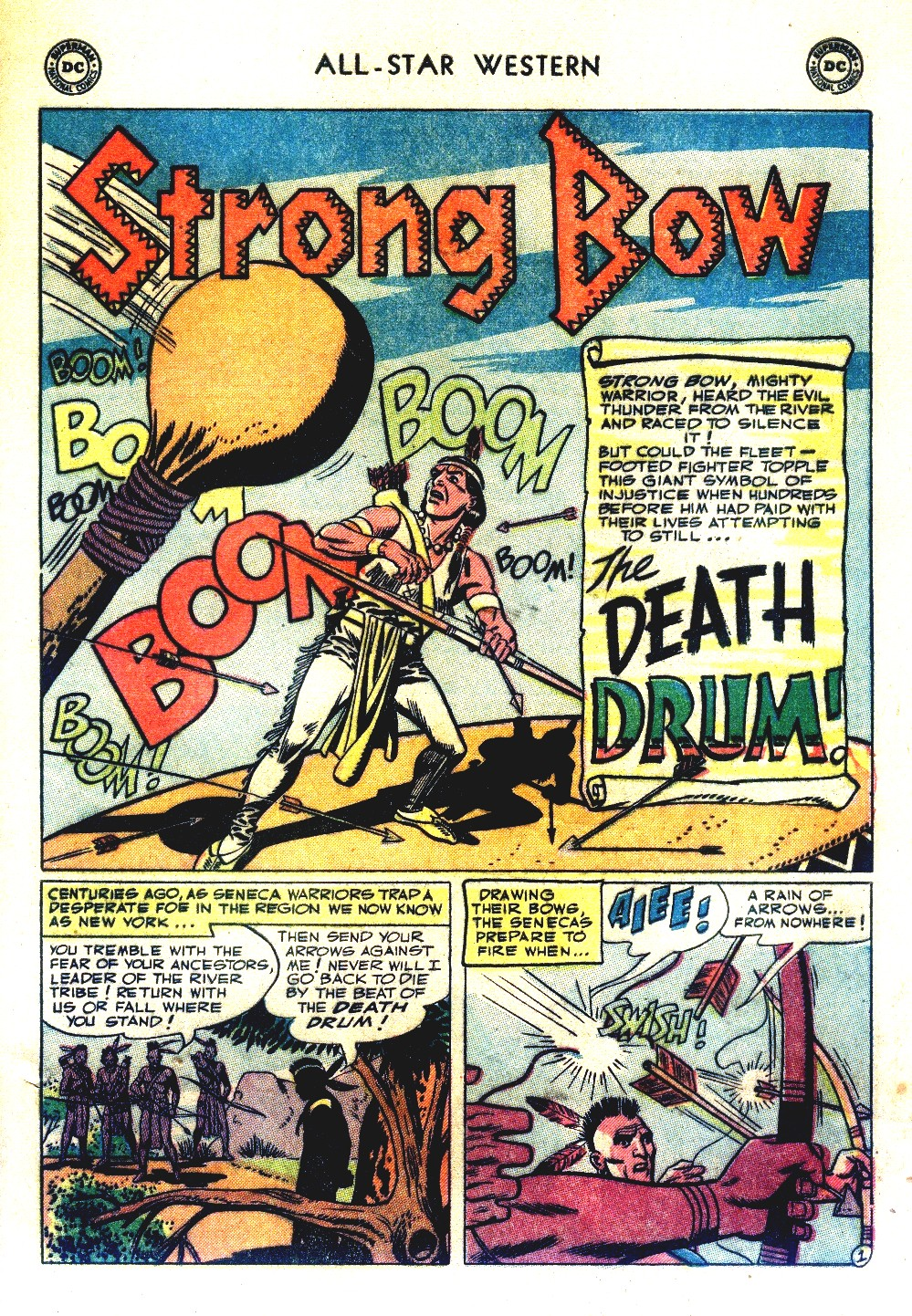Read online All-Star Western (1951) comic -  Issue #66 - 29