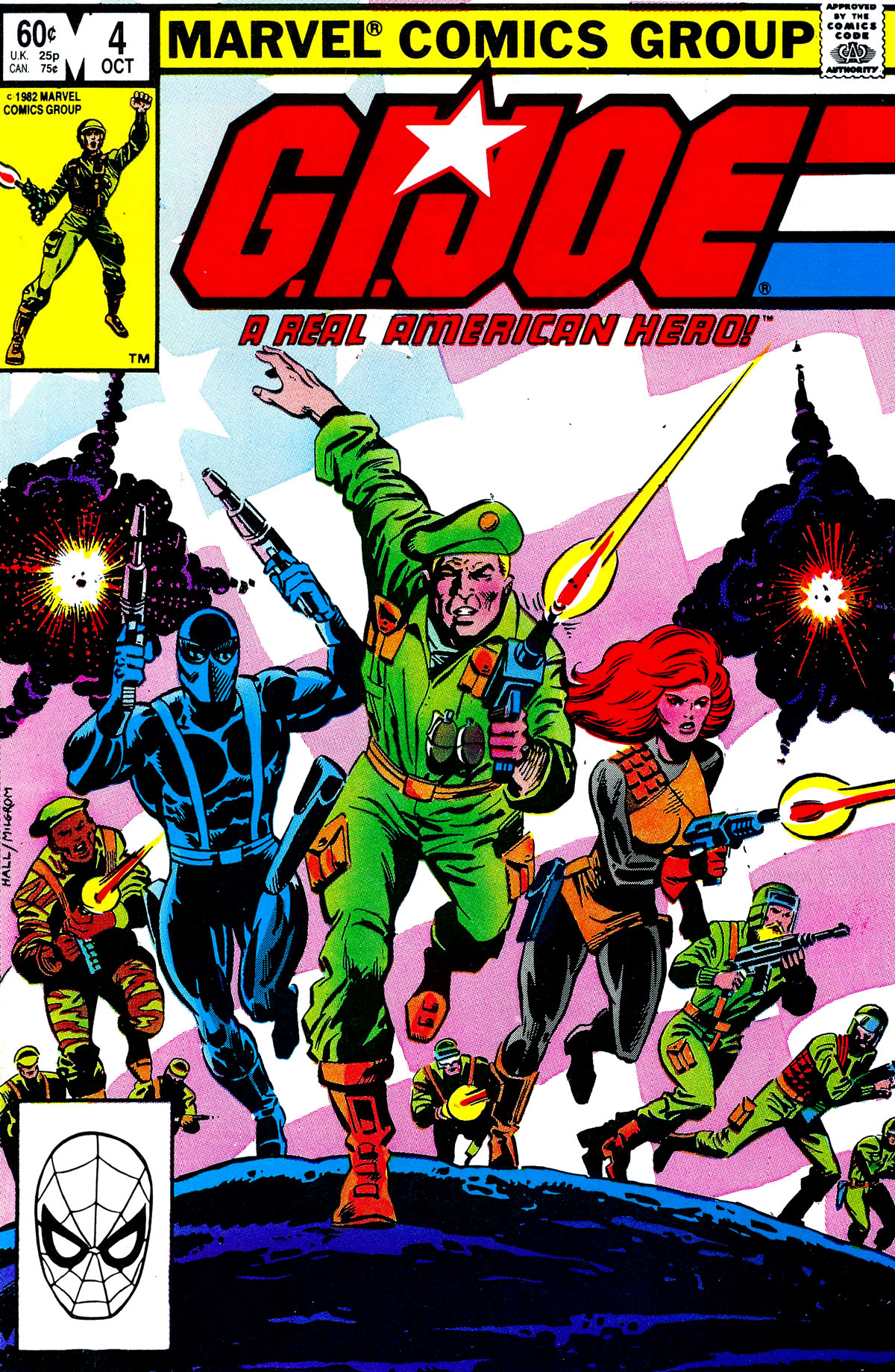 G.I. Joe: A Real American Hero 4 Page 1
