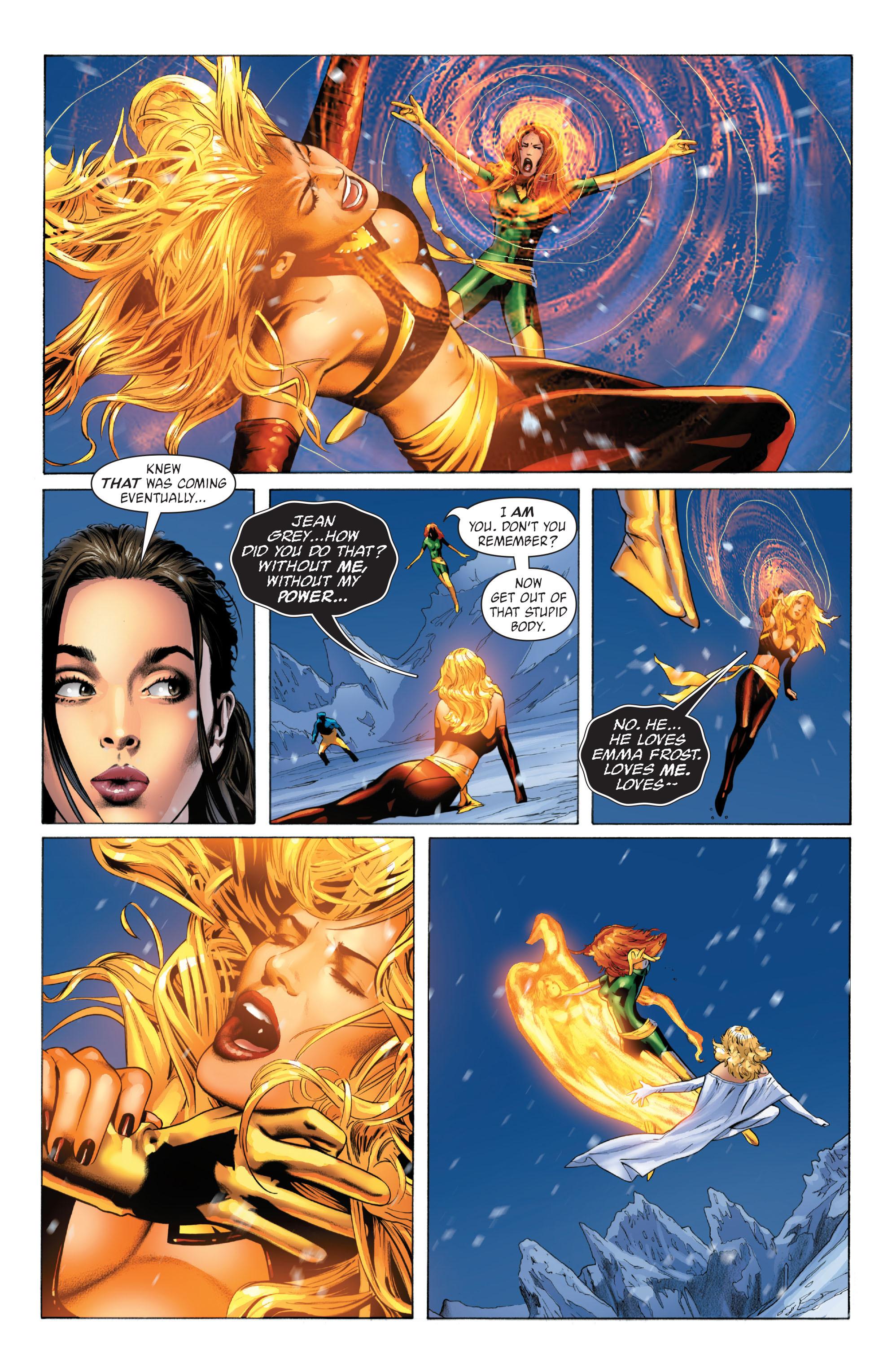 Read online X-Men: Phoenix - Endsong comic -  Issue #5 - 14